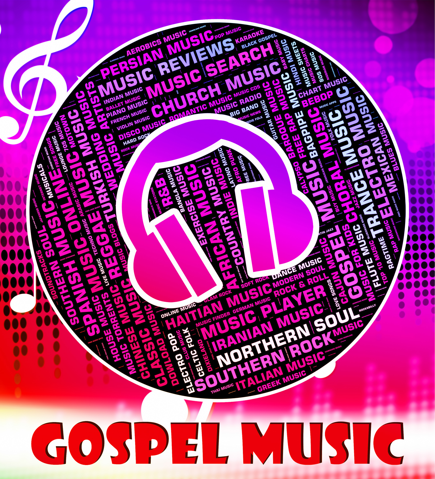 Free photo: Gospel Music Means New Testament And Christian