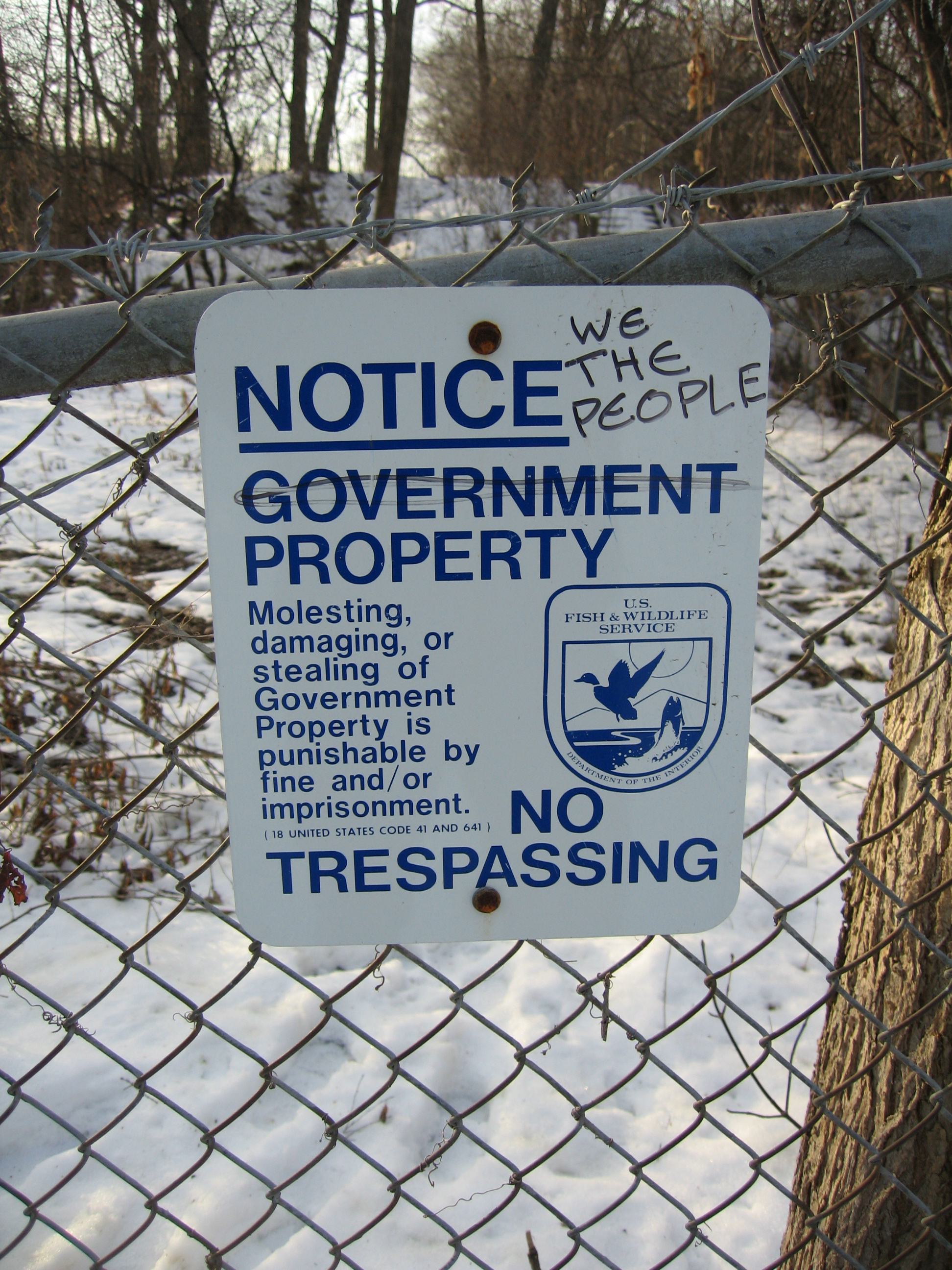 Government property photo