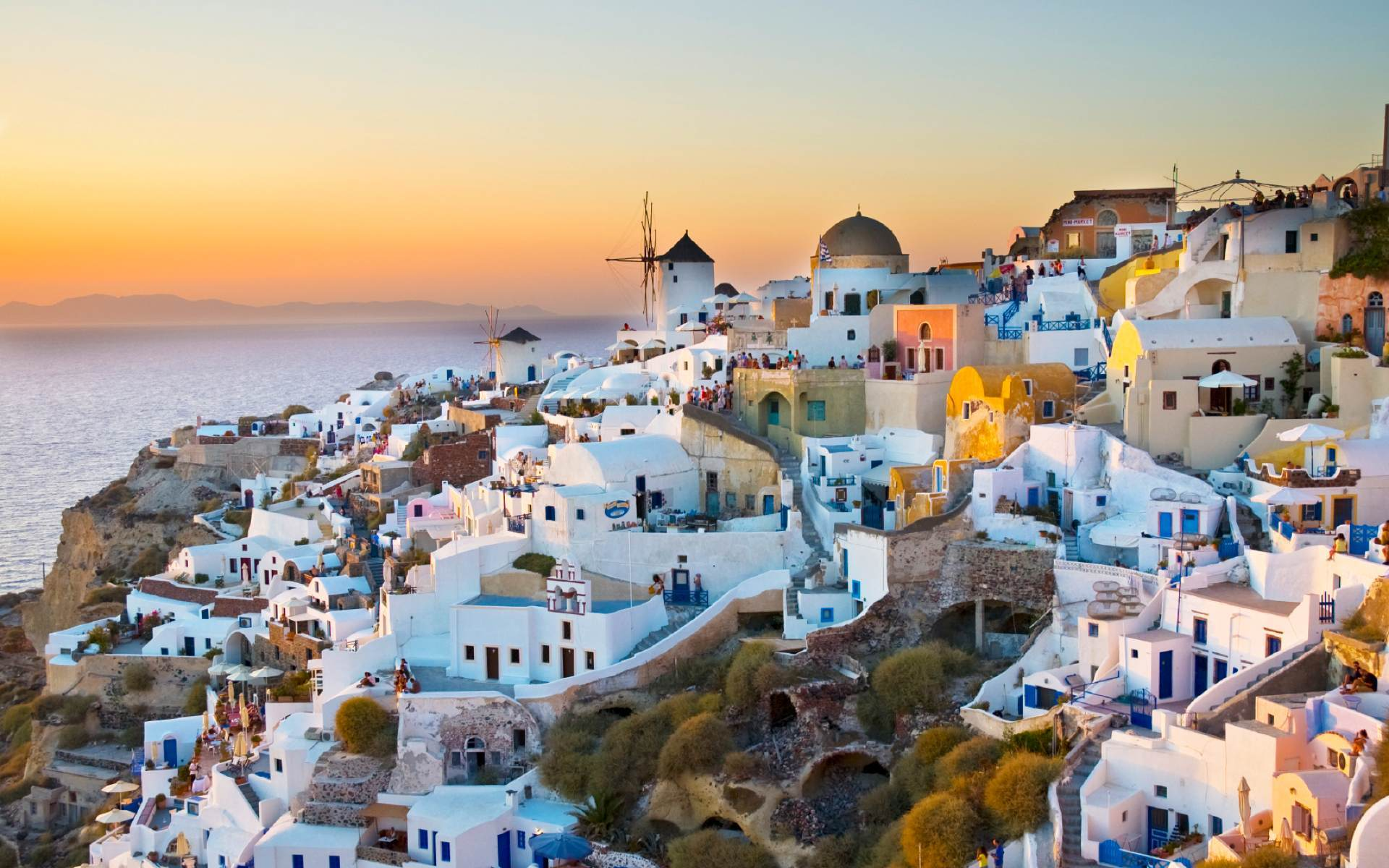 Grèce - santorini photo