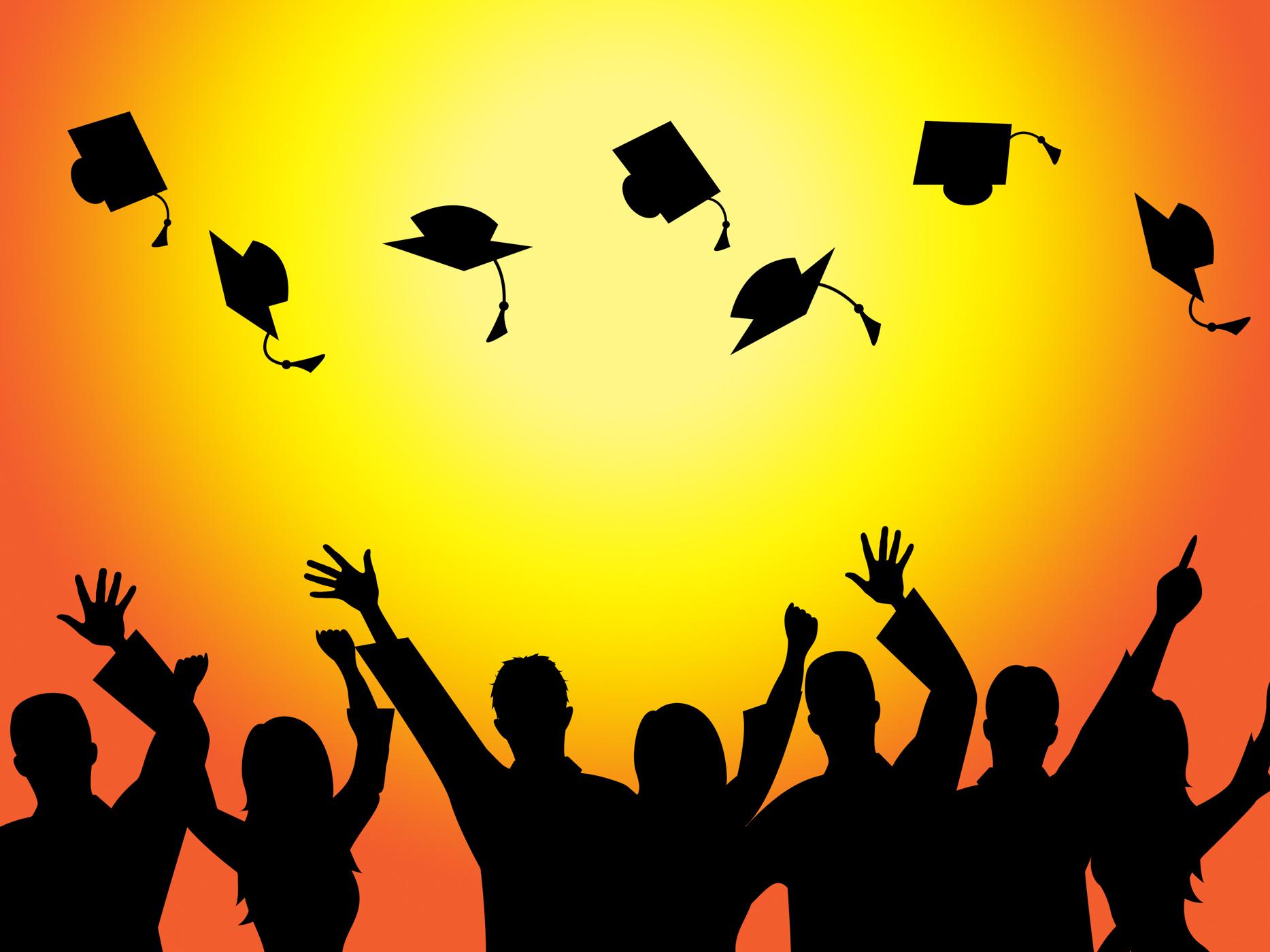 Graduation Education Means Graduate Diploma And Train, Ceremony, Learning, Uni, Tutoring, HQ Photo