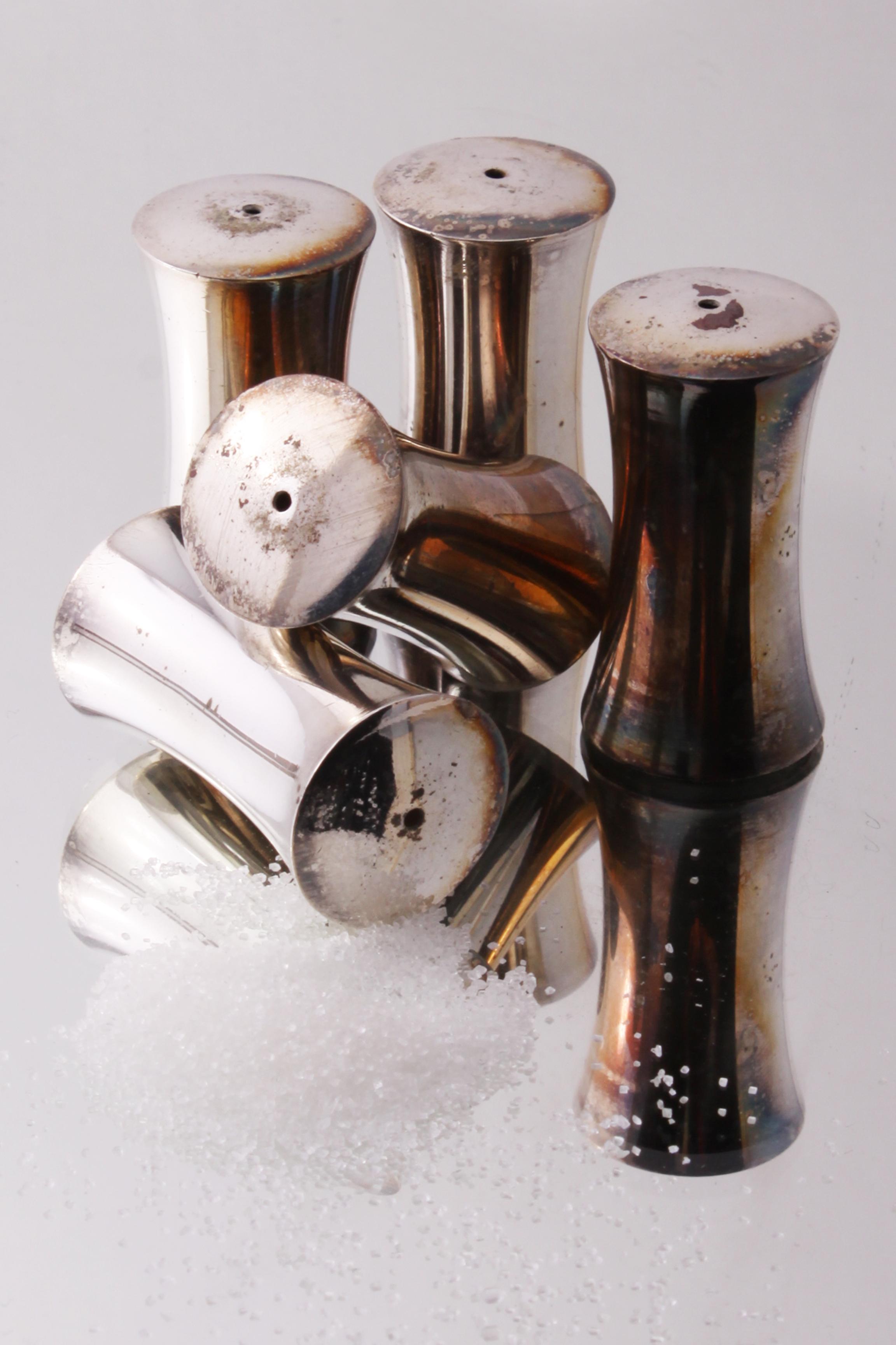 Grain of salt, Shine, Salt, Silver, Reflection, HQ Photo