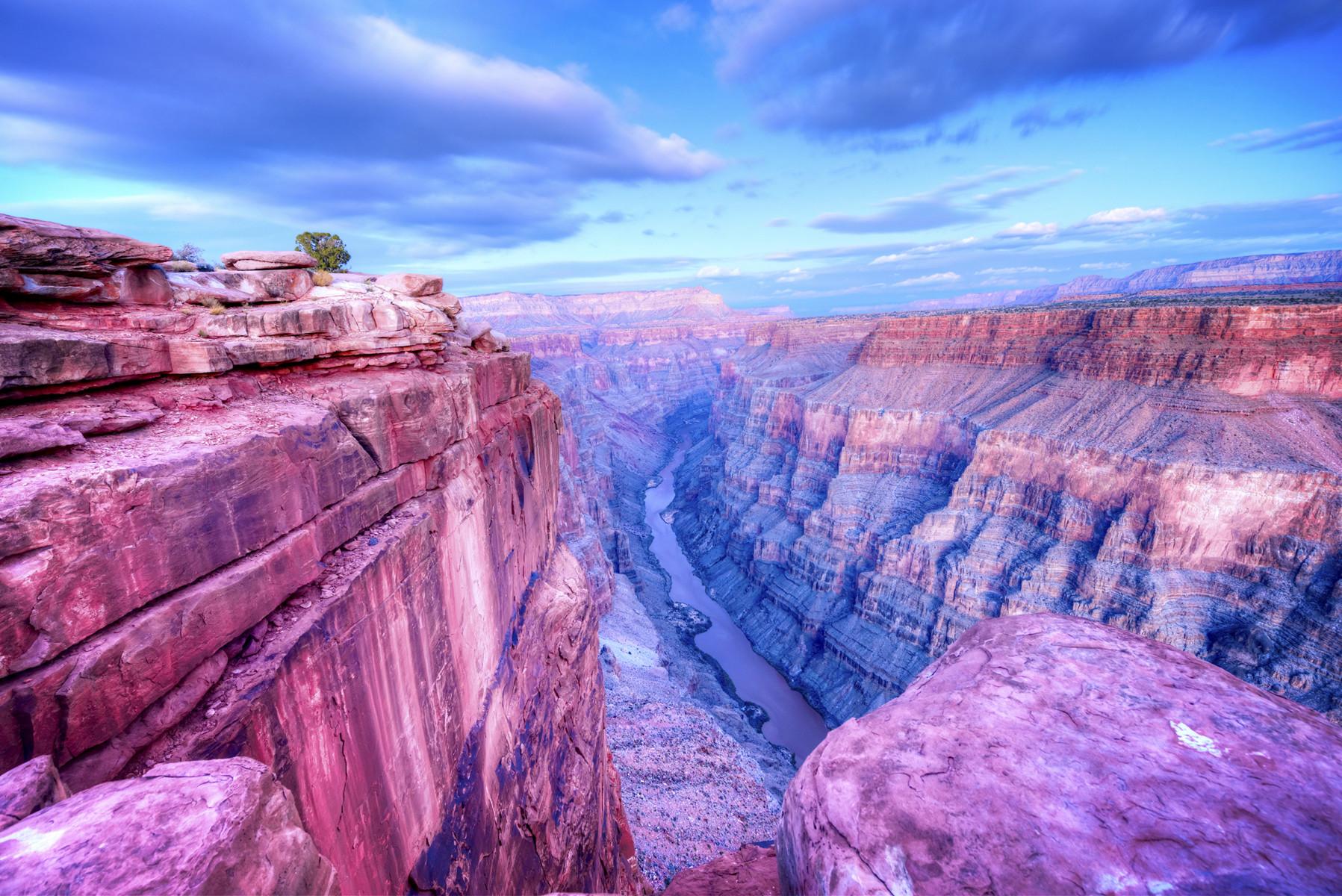 1-Day Grand Canyon National Park Bus Tour - Tours4Fun