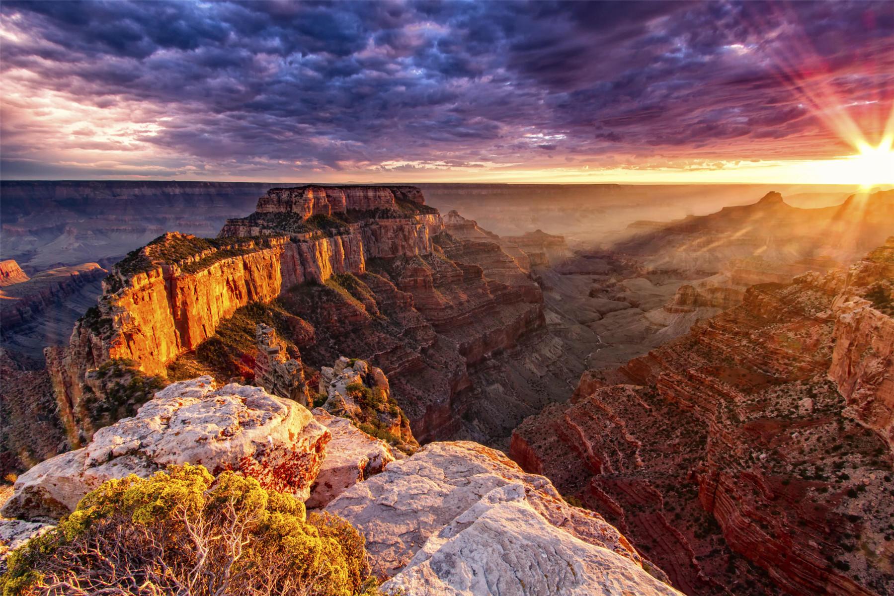 4-Day Yosemite, Las Vegas, Hoover Dam, Grand Canyon Tour from San ...