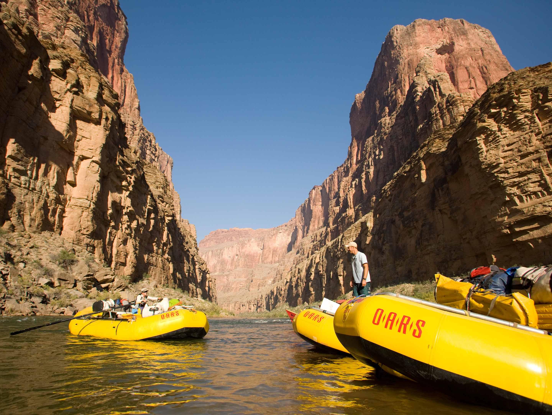 Grand Canyon Rafting with OARS | Phantom Ranch - Diamond Creek