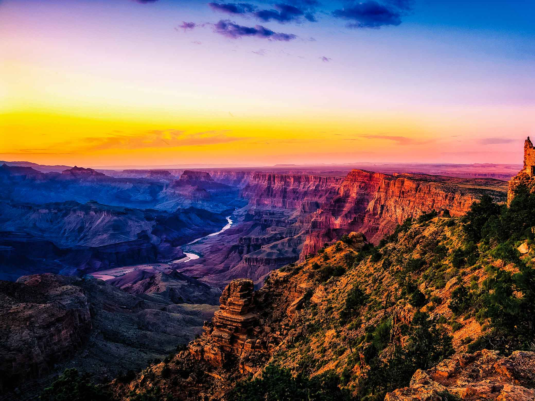 Grand Canyon Hiking | Guided Hiking in Grand Canyon with OARS