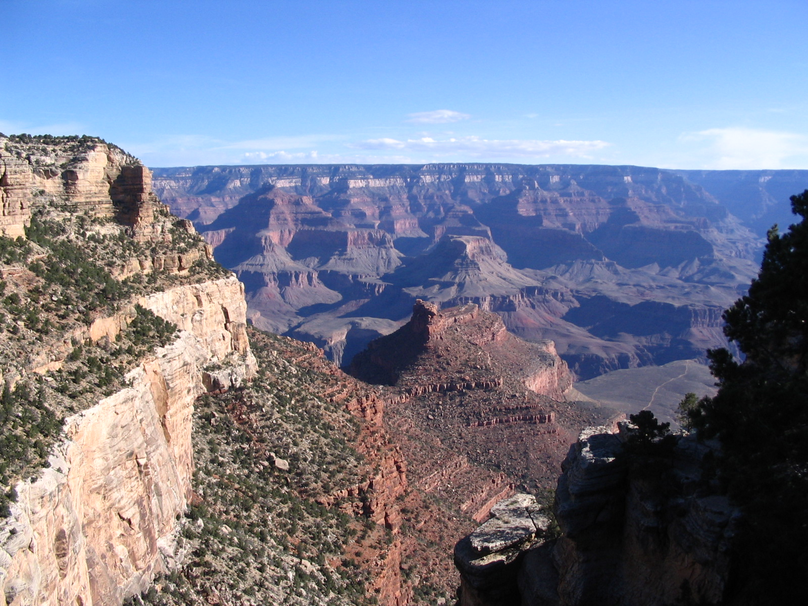 Grand Canyon, Canyon, Cliffs, Grand, Horizon, HQ Photo