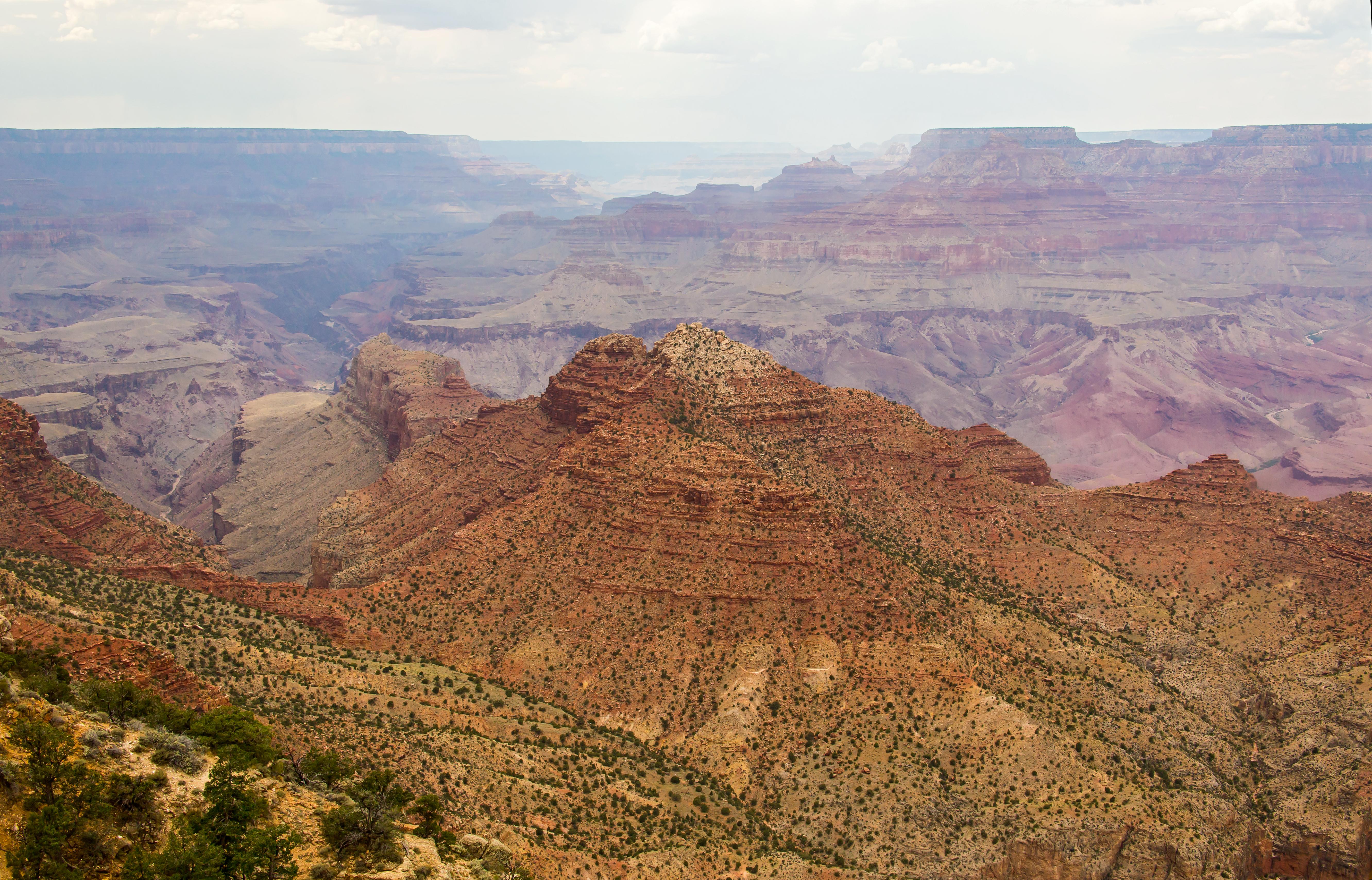 Grand Canyon Unveiled - 2, Arizona, Mountains, West, Sediments, HQ Photo