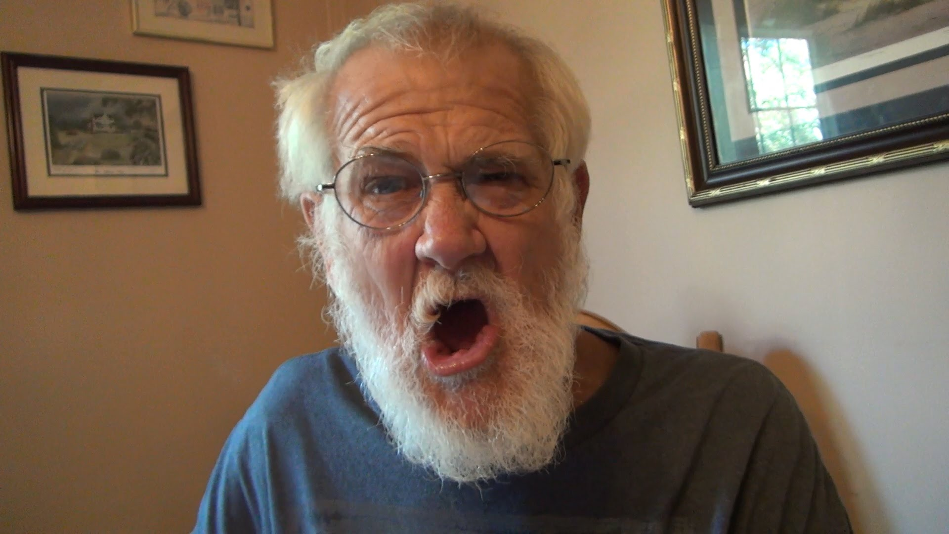 Angry Grandpa | Know Your Meme