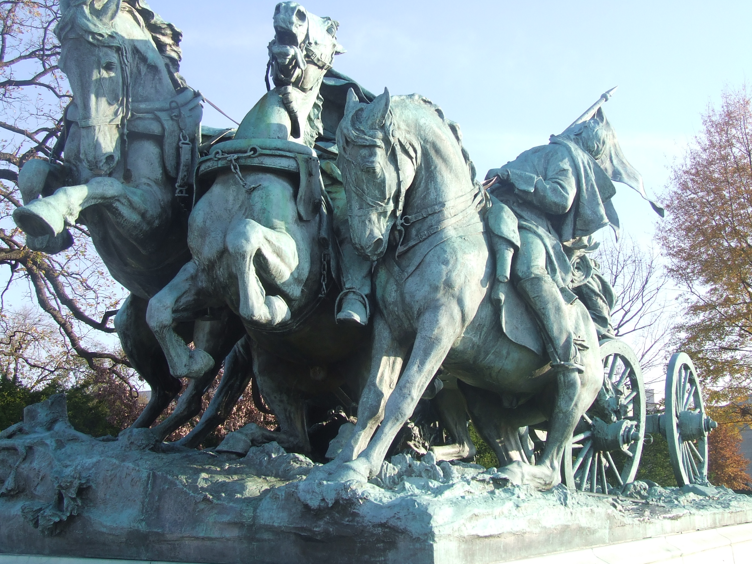 Grant Memorial: The 'Ugly Betty' of U.S. Presidential Monuments ...
