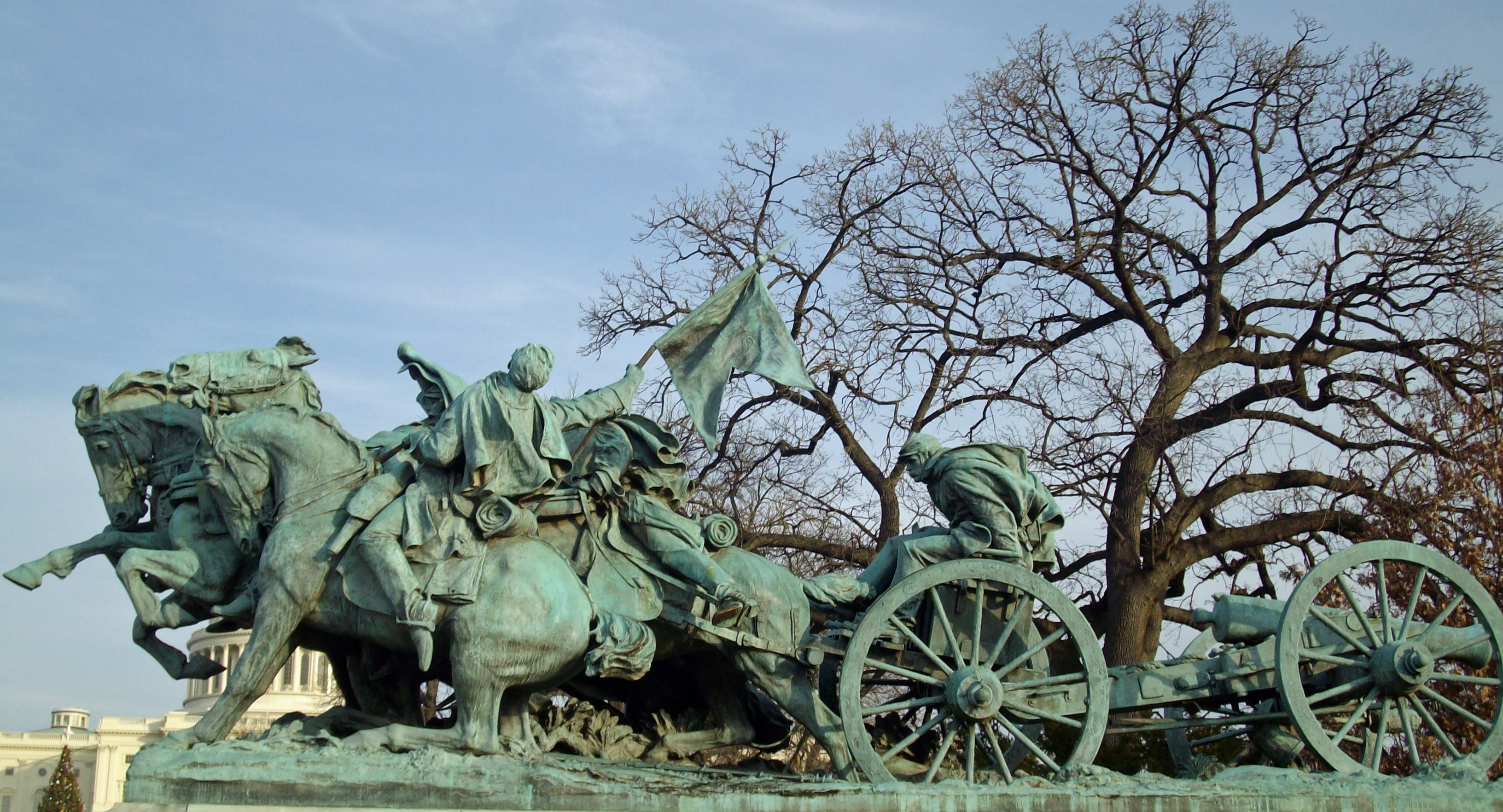Gen. Ulysses S. Grant Memorial is thrilling - |