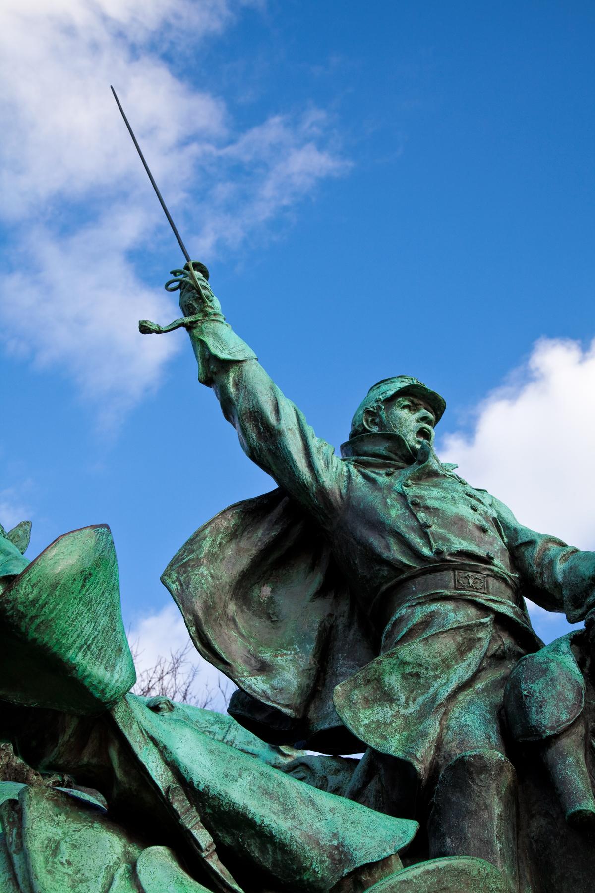Grant Cavalry Memorial
