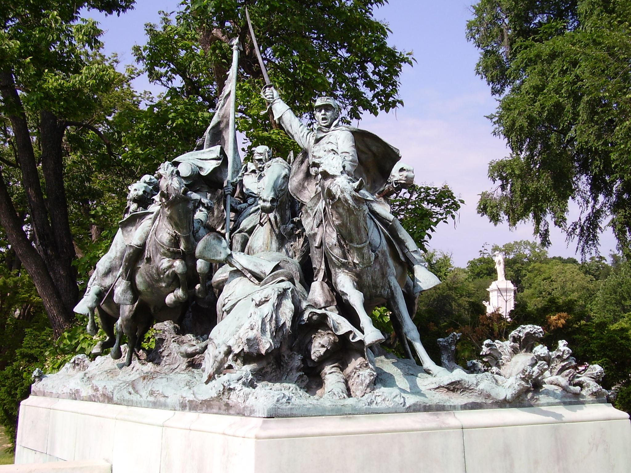 File:Ulysses-Grant-Memorial-Cavalry-Group.jpg - Wikimedia Commons