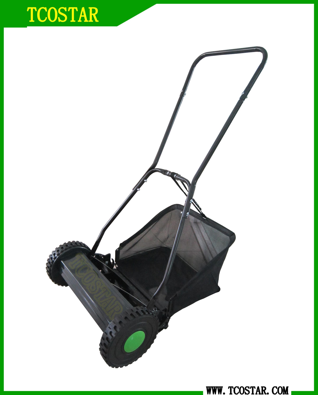Grass Cutting Machine Manual Hand Push Lawn Mower - Buy Mowing ...