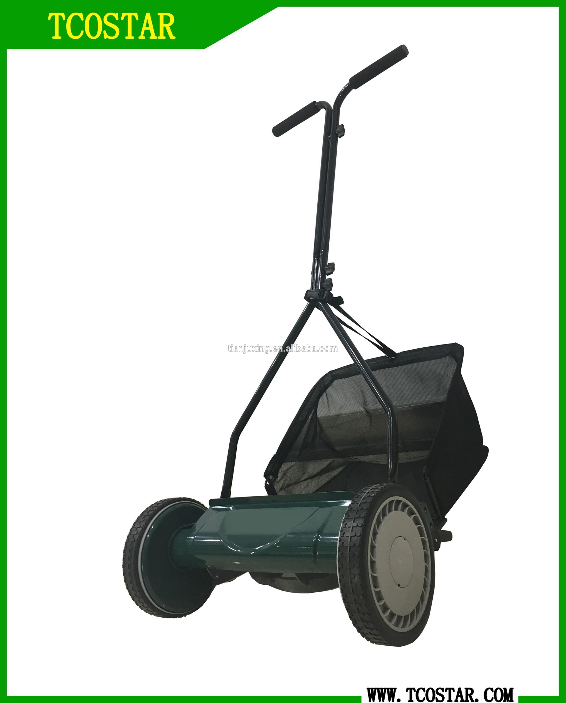 Grass Cutting Machine Grass Sweeper Manual Lawn Mower - Buy Garden ...