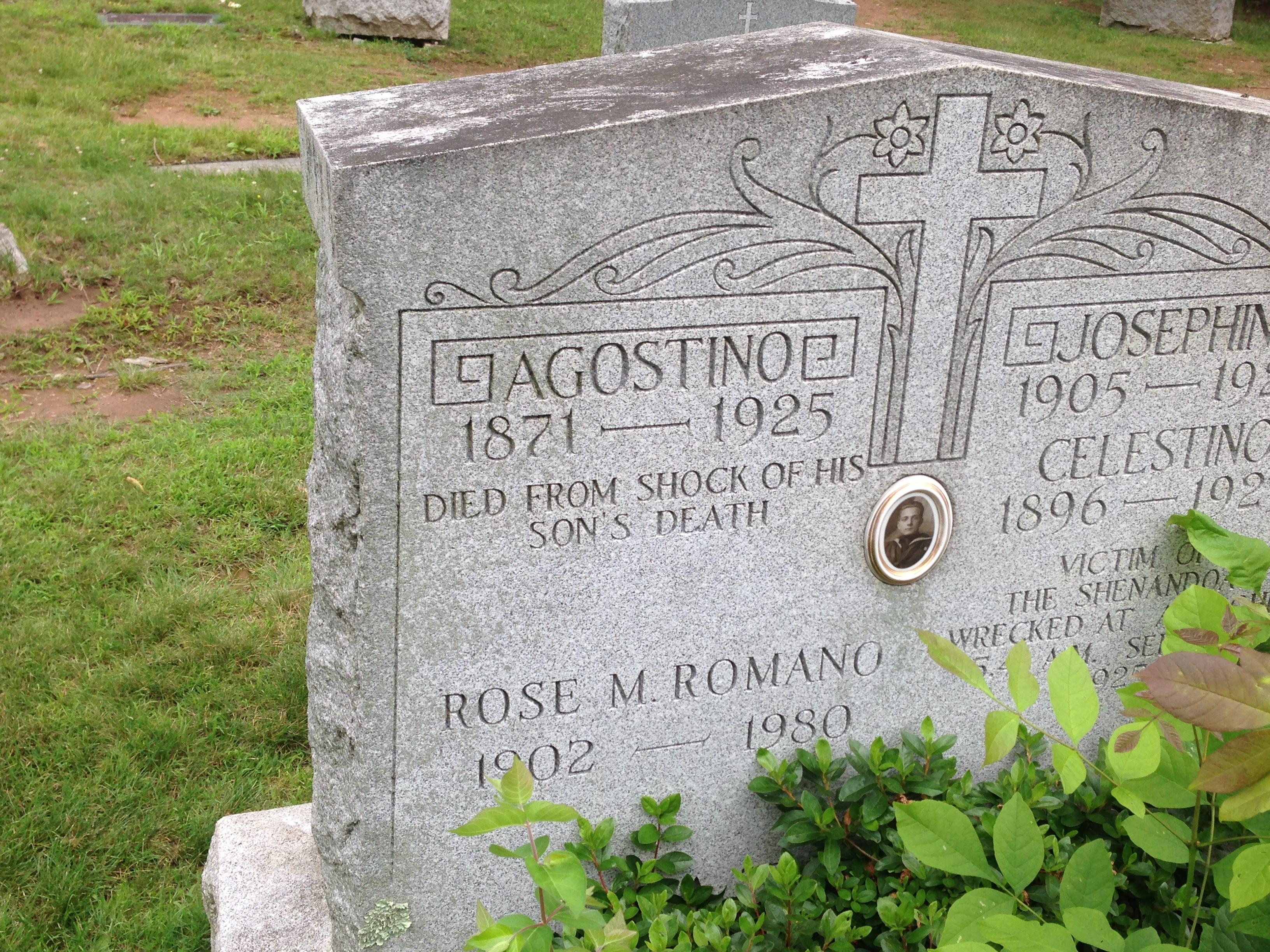 Agostino Mazzucco (1871-1925) - Find A Grave Memorial