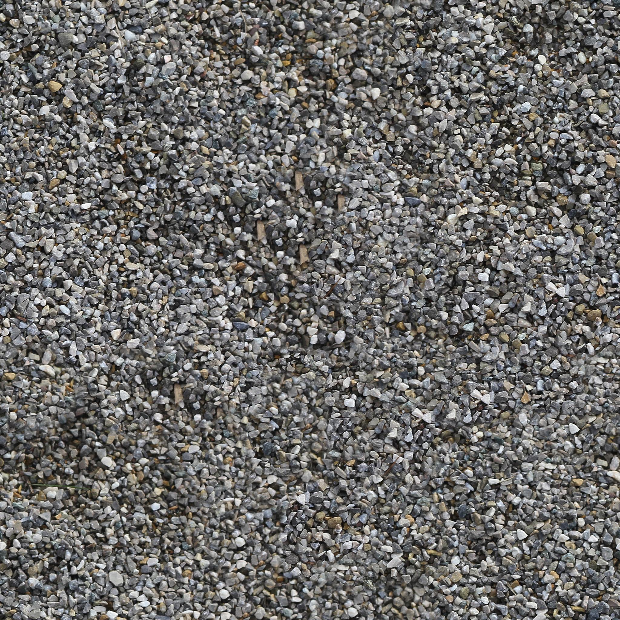 Seamless Gravel Texture - 14Textures