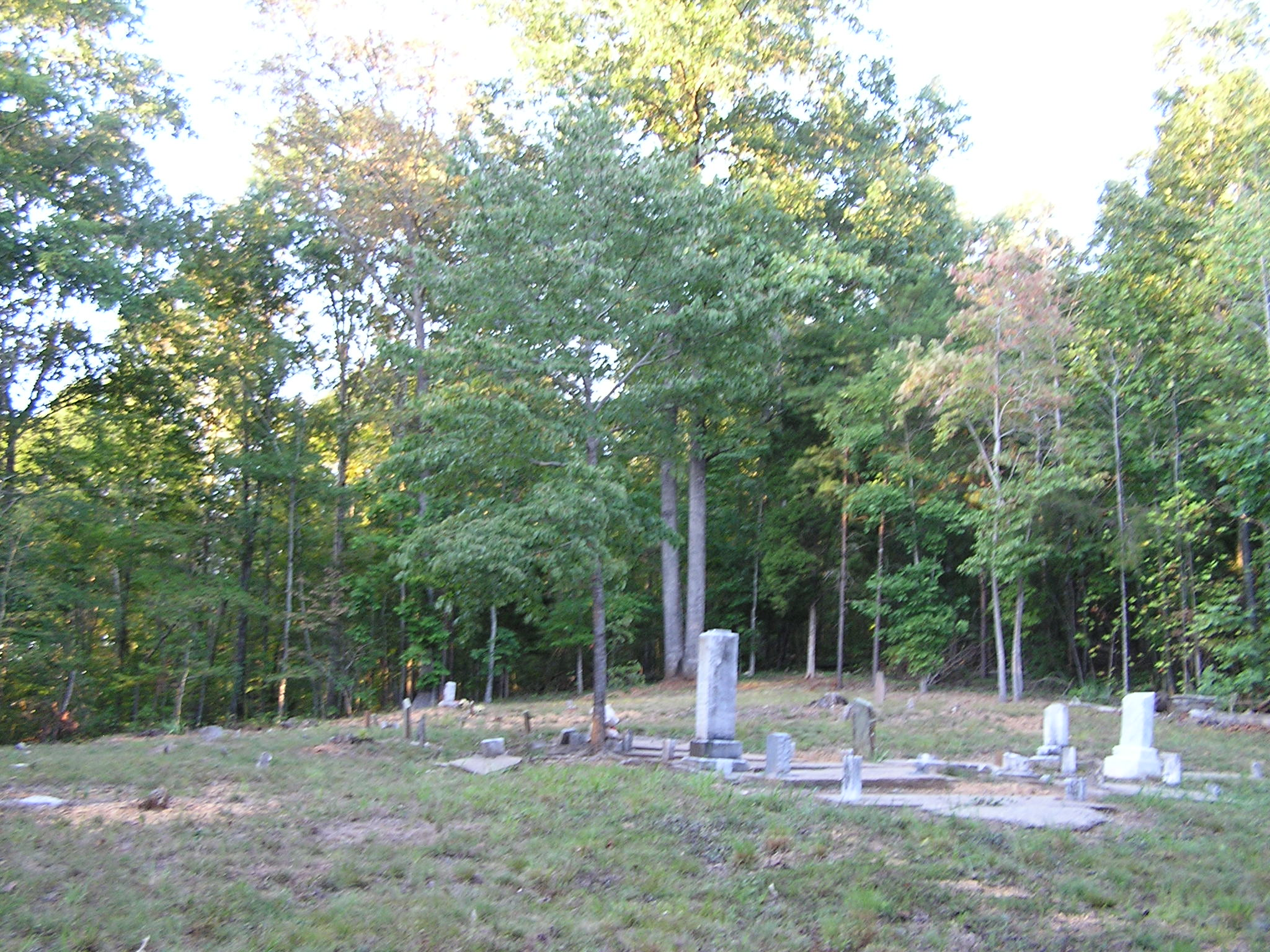 Whispering Pines Cemetery in Tennessee - Find A Grave Cemetery