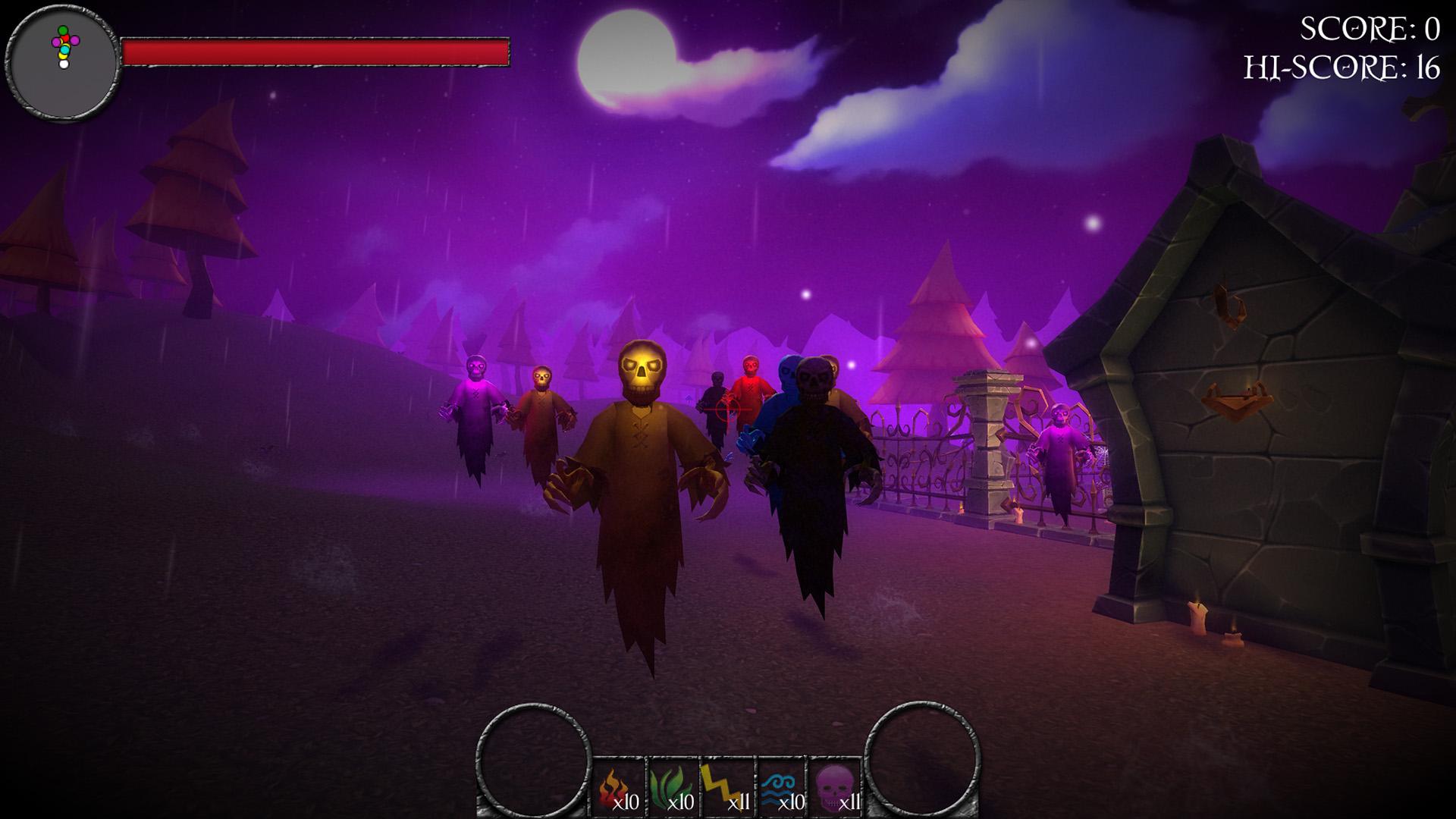 Graveyard Shift « Aslan Game Studio
