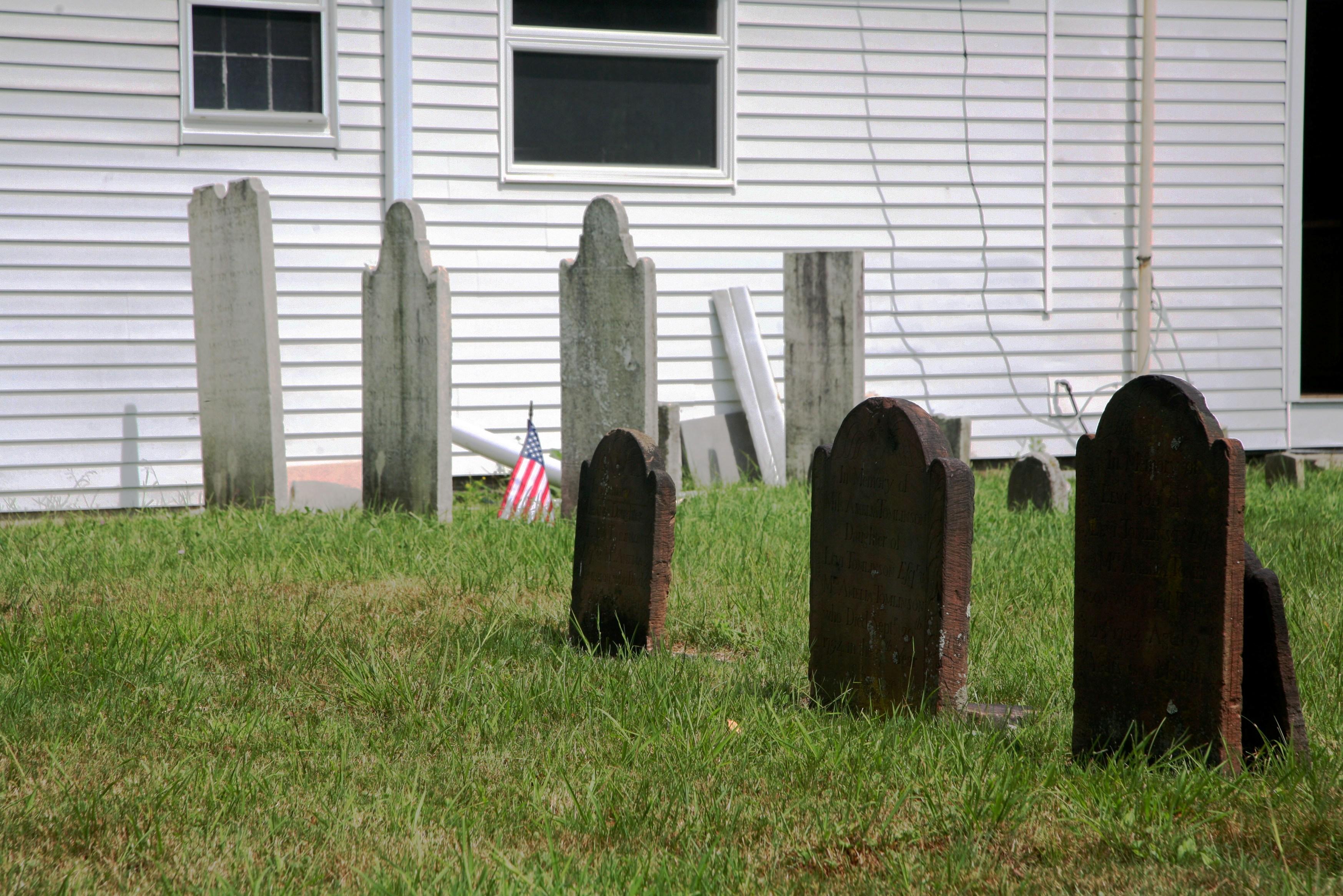 Graveyard Shift, Bspo06, Cemetery, Churches, Flag, HQ Photo