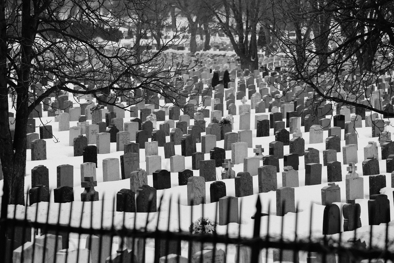 Graveyard, Cemetry, Dead, Grave, Nature, HQ Photo
