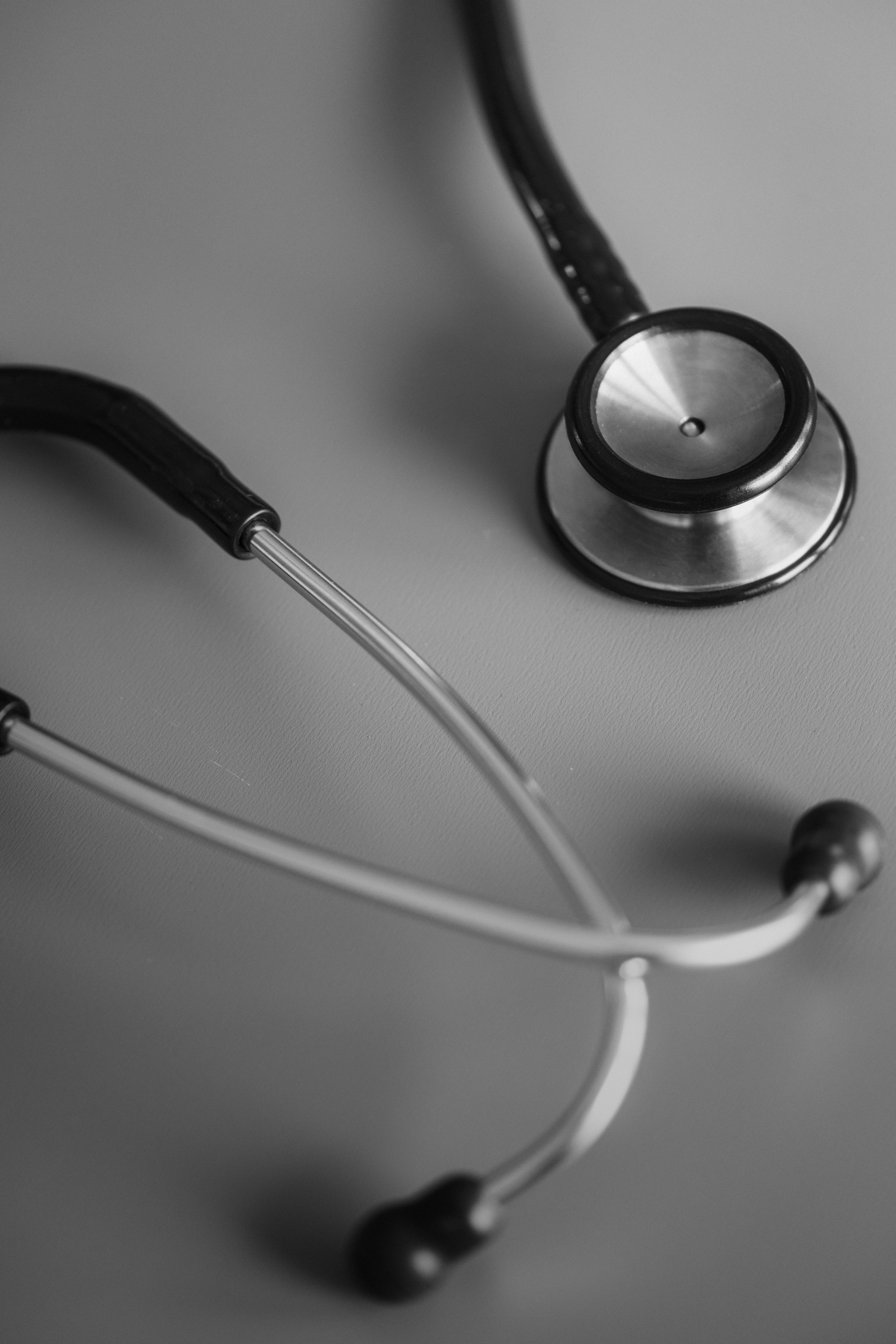 Gray and Black Stethoscope, Steel, Stethoscope, Tool, Object, HQ Photo