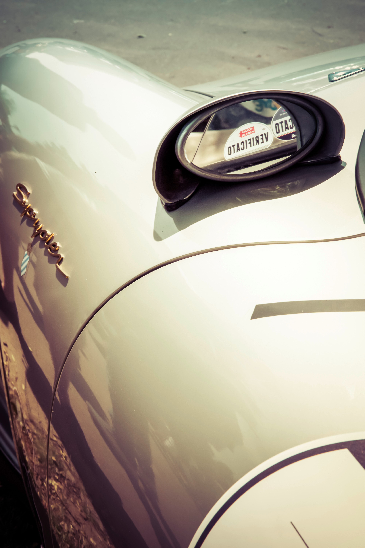 Gray Car on Gray Concrete Road, Car, Luxury, Porsche, Roadster, HQ Photo