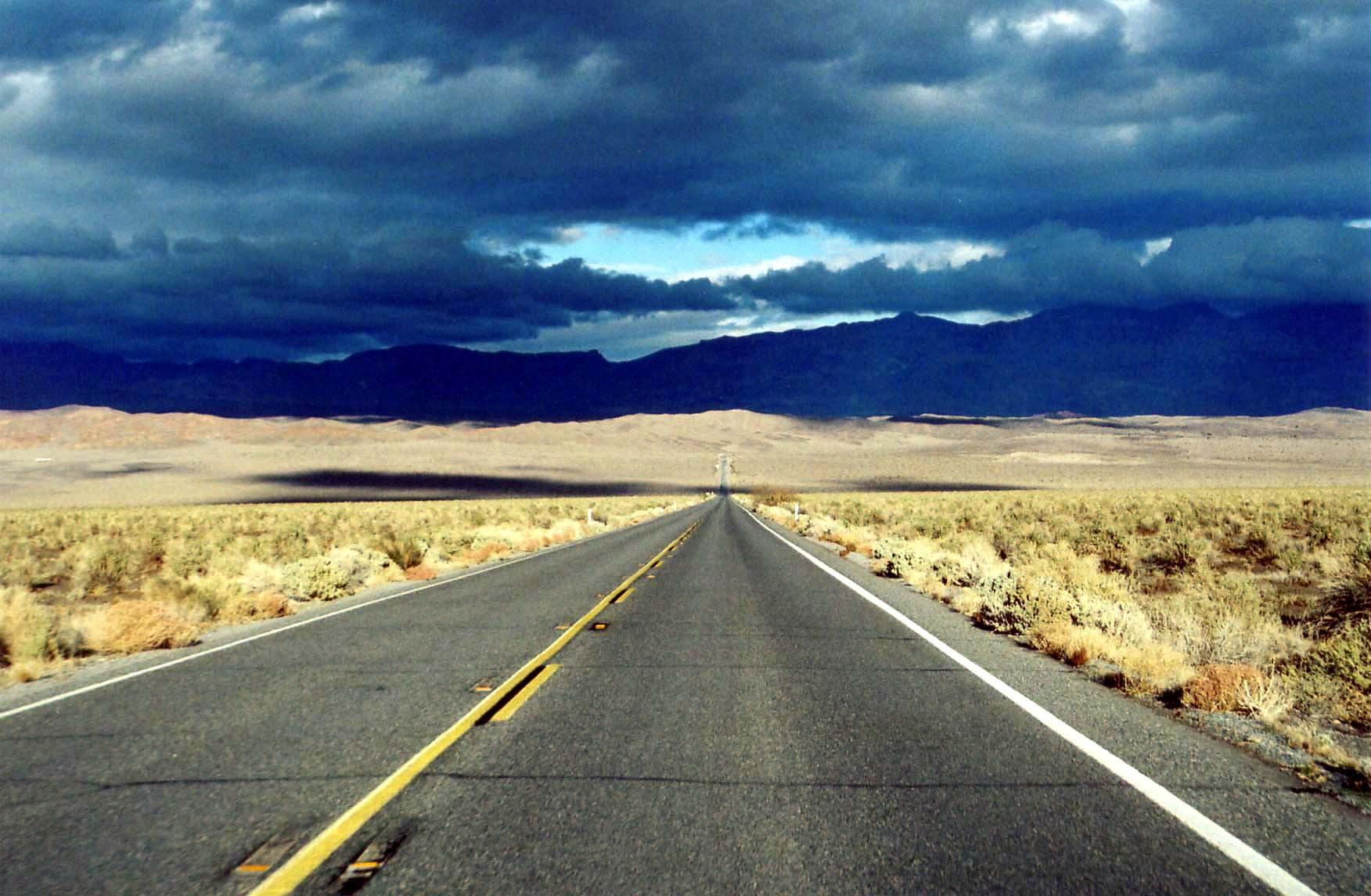 Long exposure photo of gray concrete road HD wallpaper | Wallpaper Flare