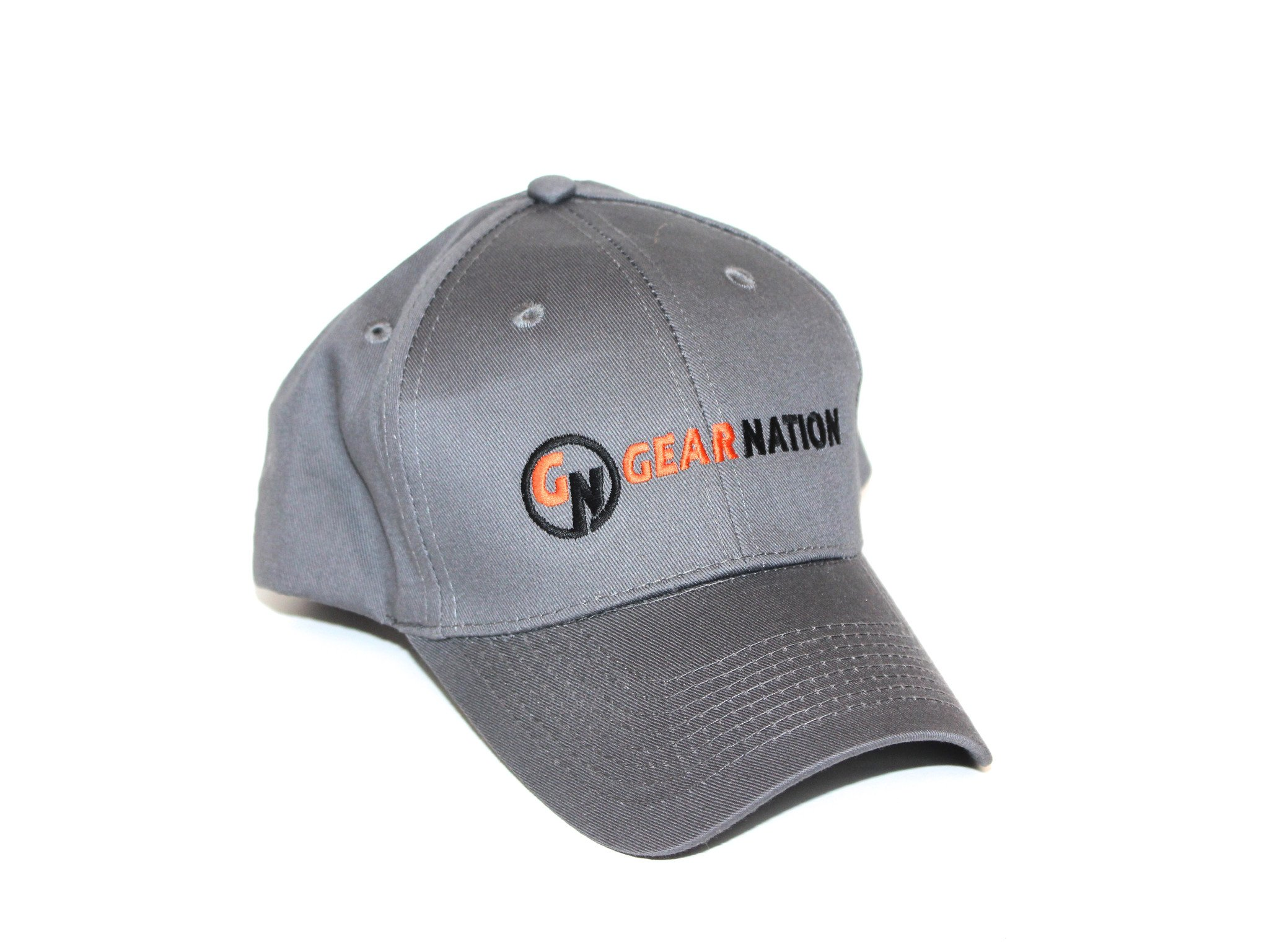 GN Low Profile Gray Hat - Gear Nation