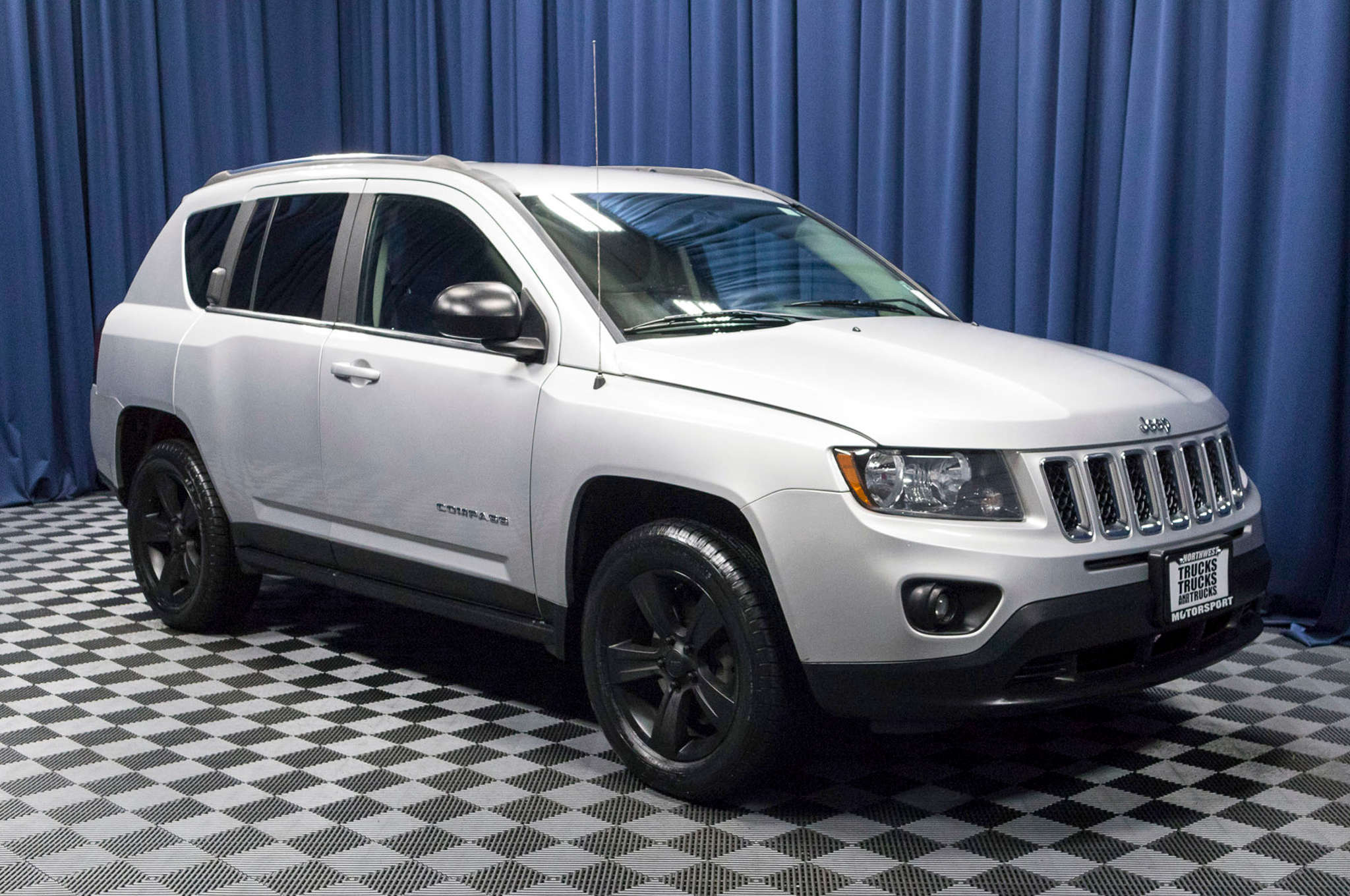 Used 2014 Jeep Compass Sport 4x4 SUV For Sale - 48272