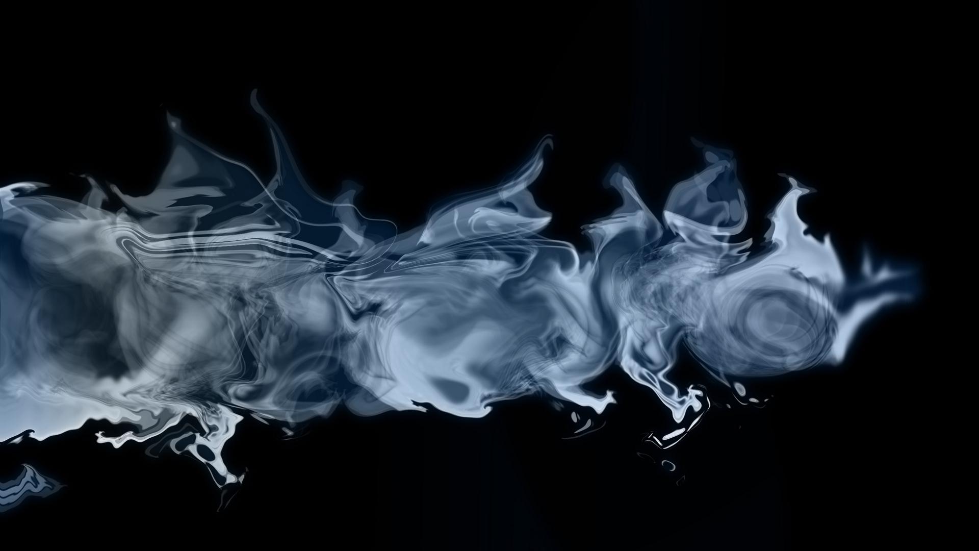 Download wallpaper 1920x1080 black, gray, smoke full hd, hdtv, fhd ...