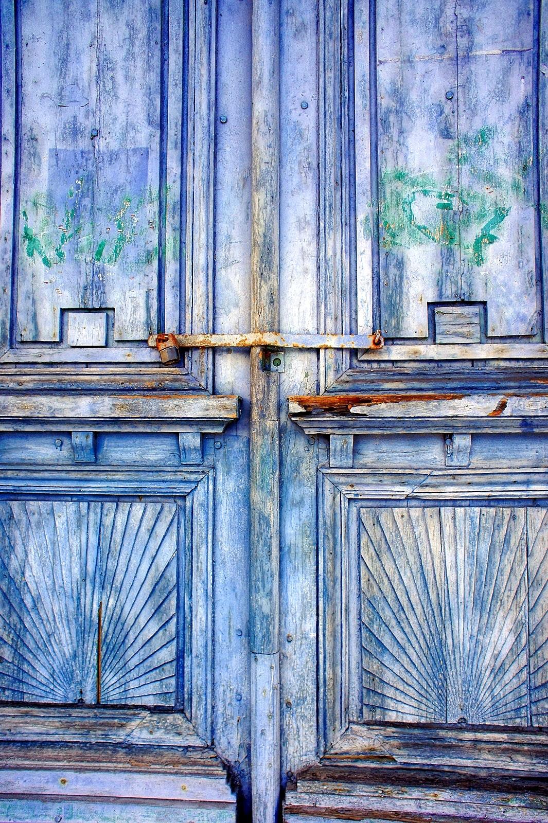 Gray Wooden Closed 2 Door, Antique, Dirty, Door, Rustic, HQ Photo