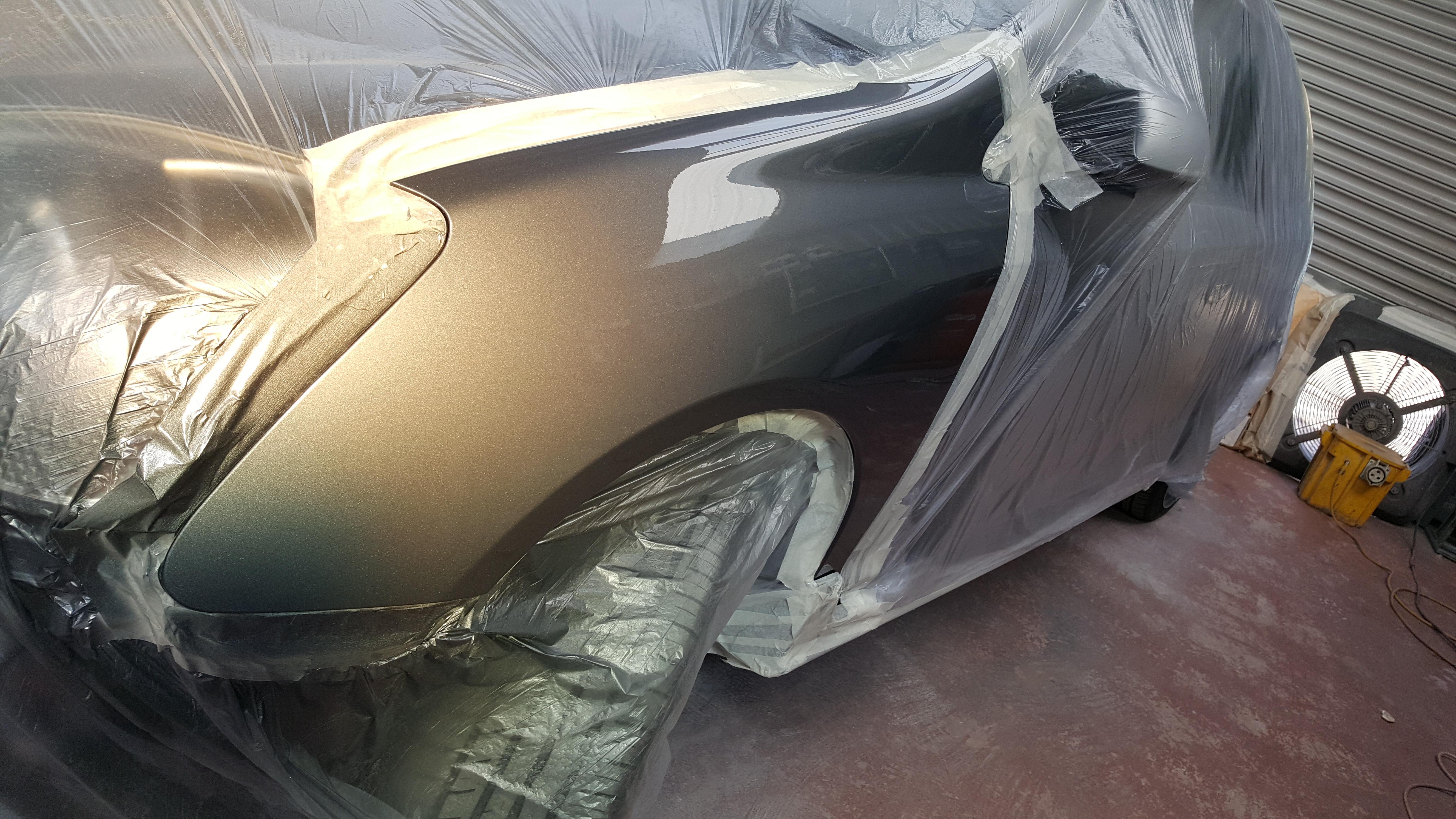 Fibre Glass Repairs - Reece's Car Body Paint Repair Shop