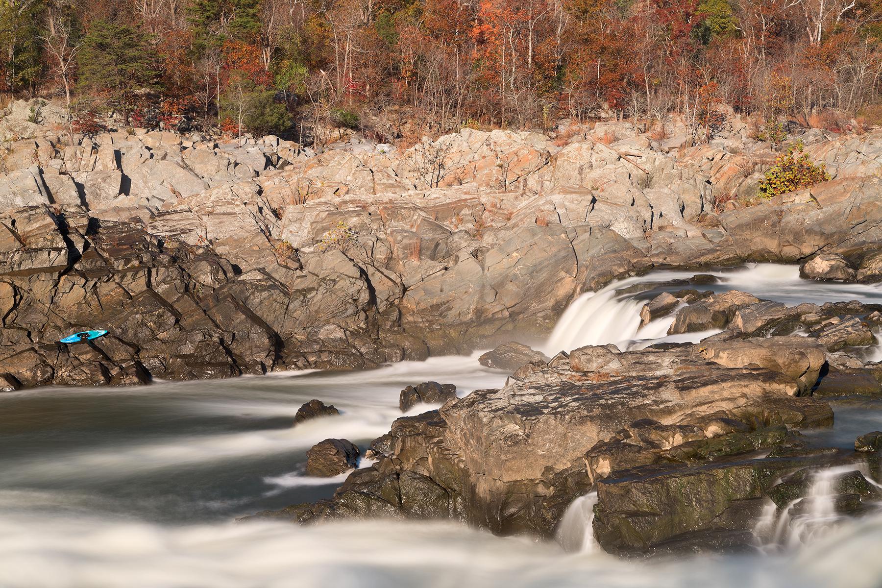 Great autumn falls photo