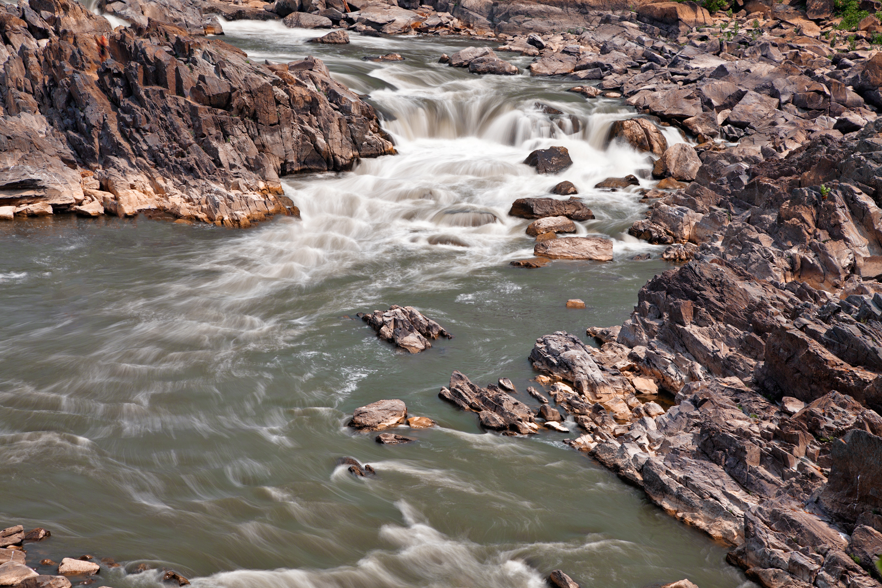 Great falls - hdr photo