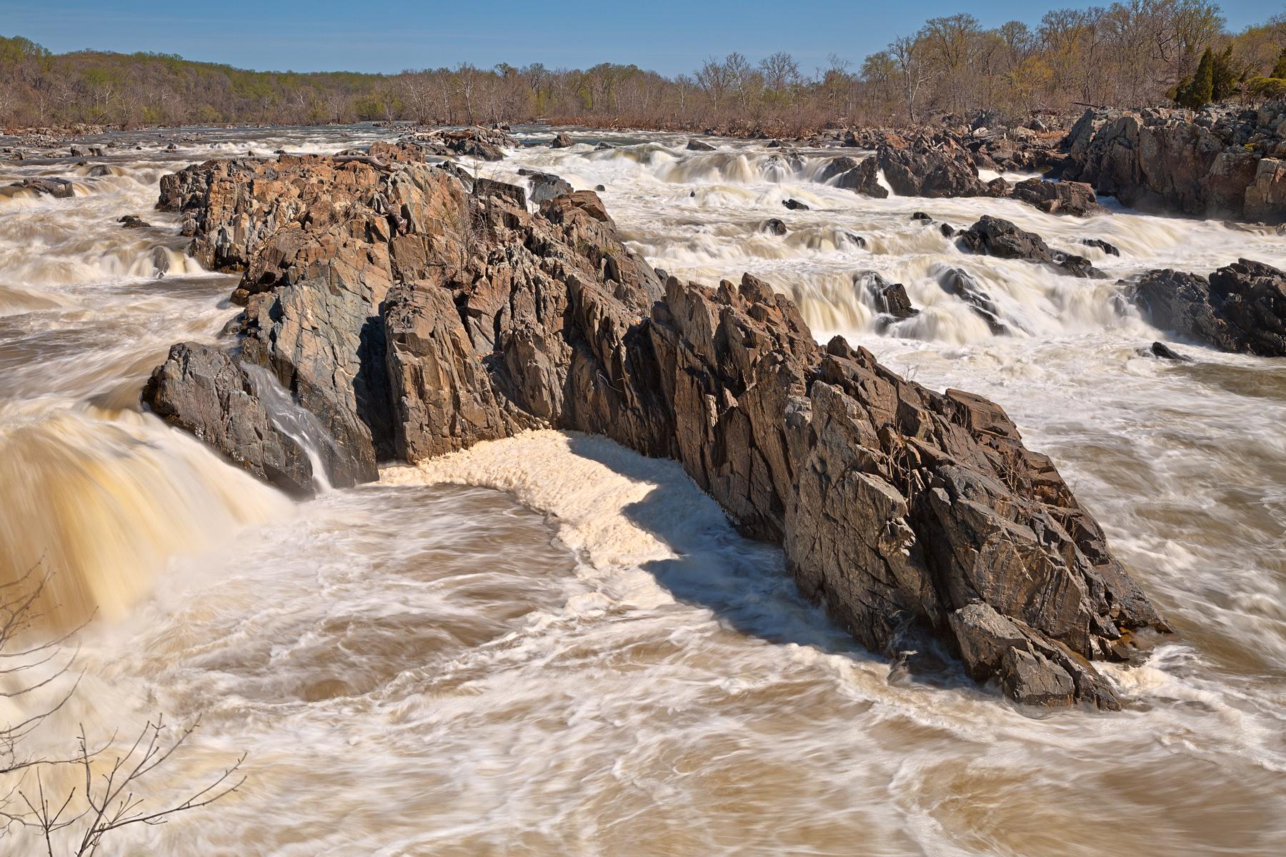 Great falls leviathan - hdr photo