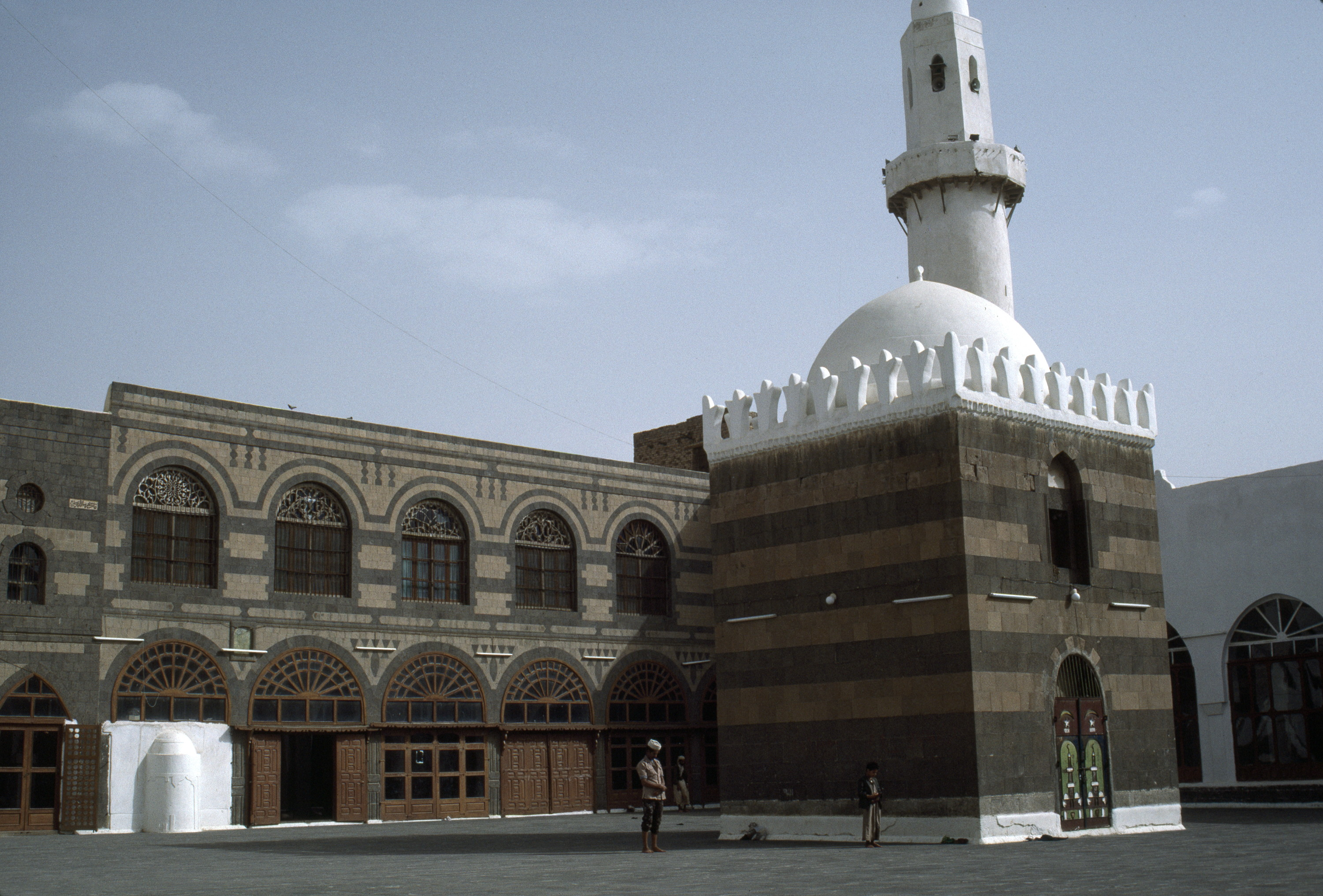 Great Mosque of San'a : MIT Libraries