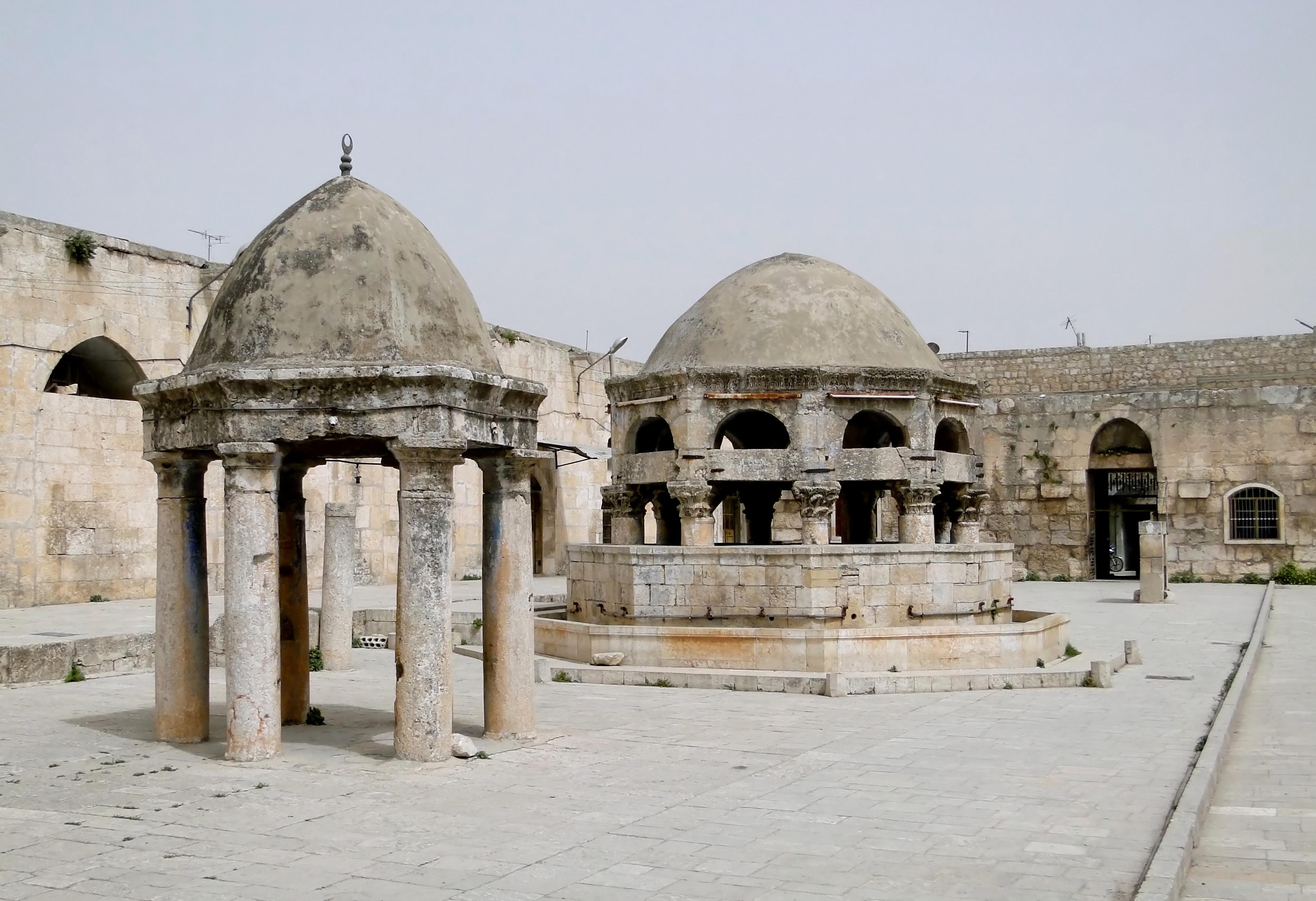Great Mosque of Maarrat al-Numan - Wikipedia