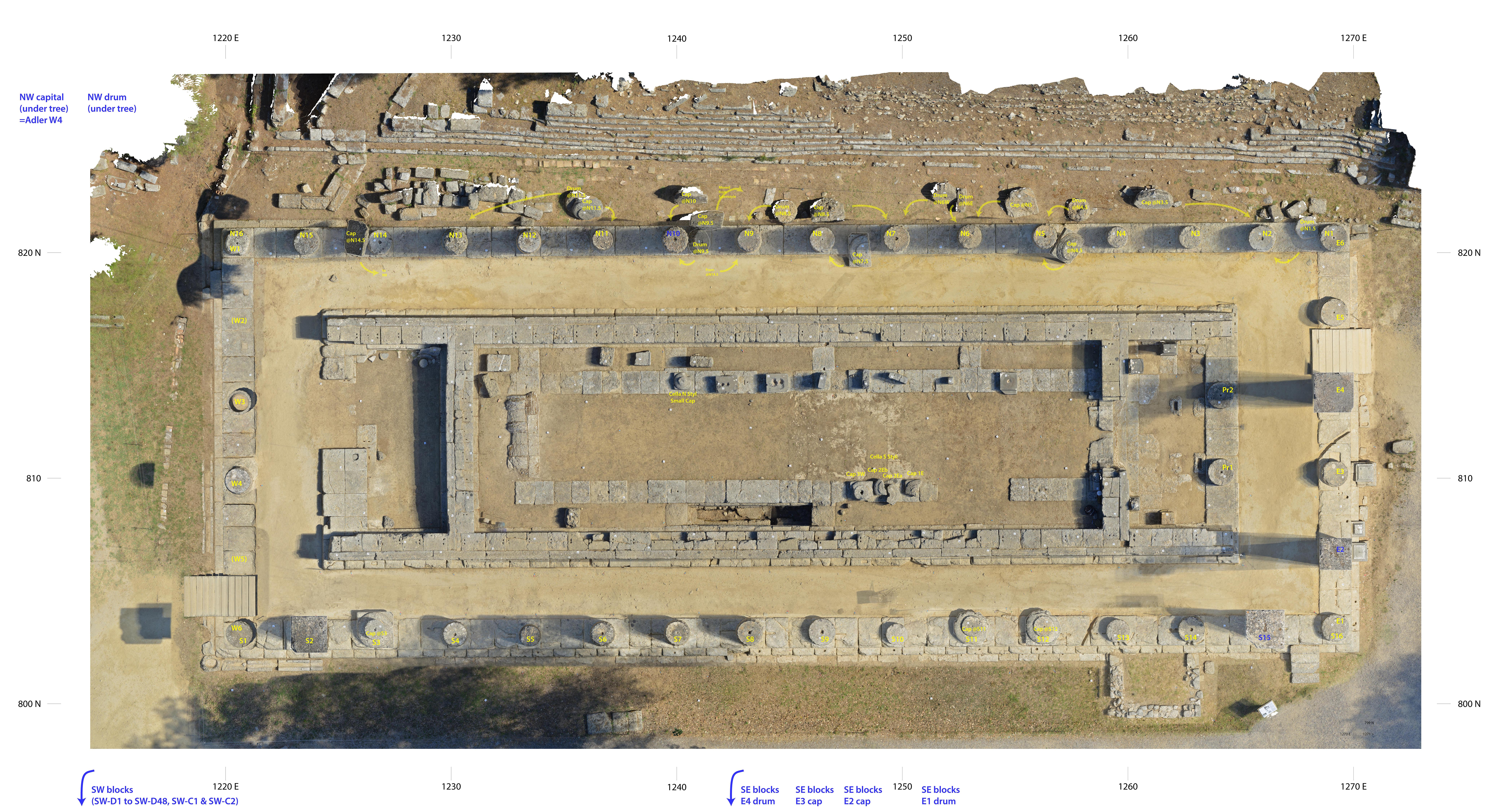 UNL professor uses 3-D tech to further study of Greek architecture ...