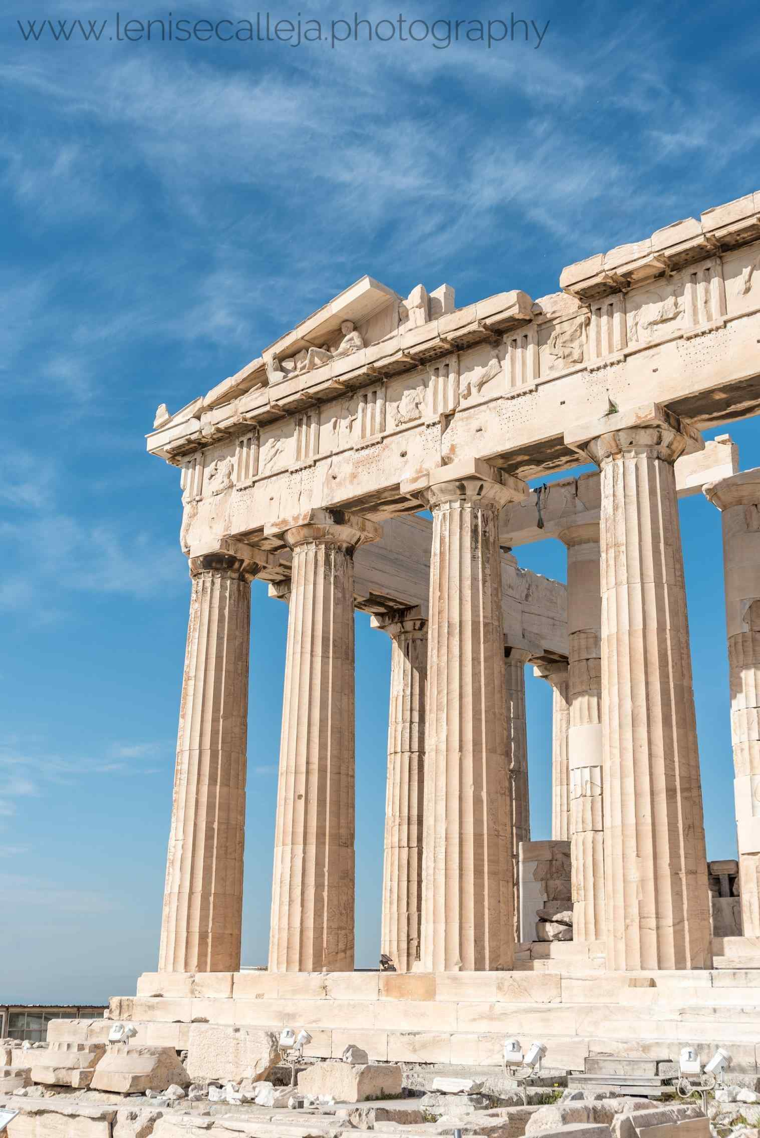 More About Greek Architecture Parthenon Update - ipmserie