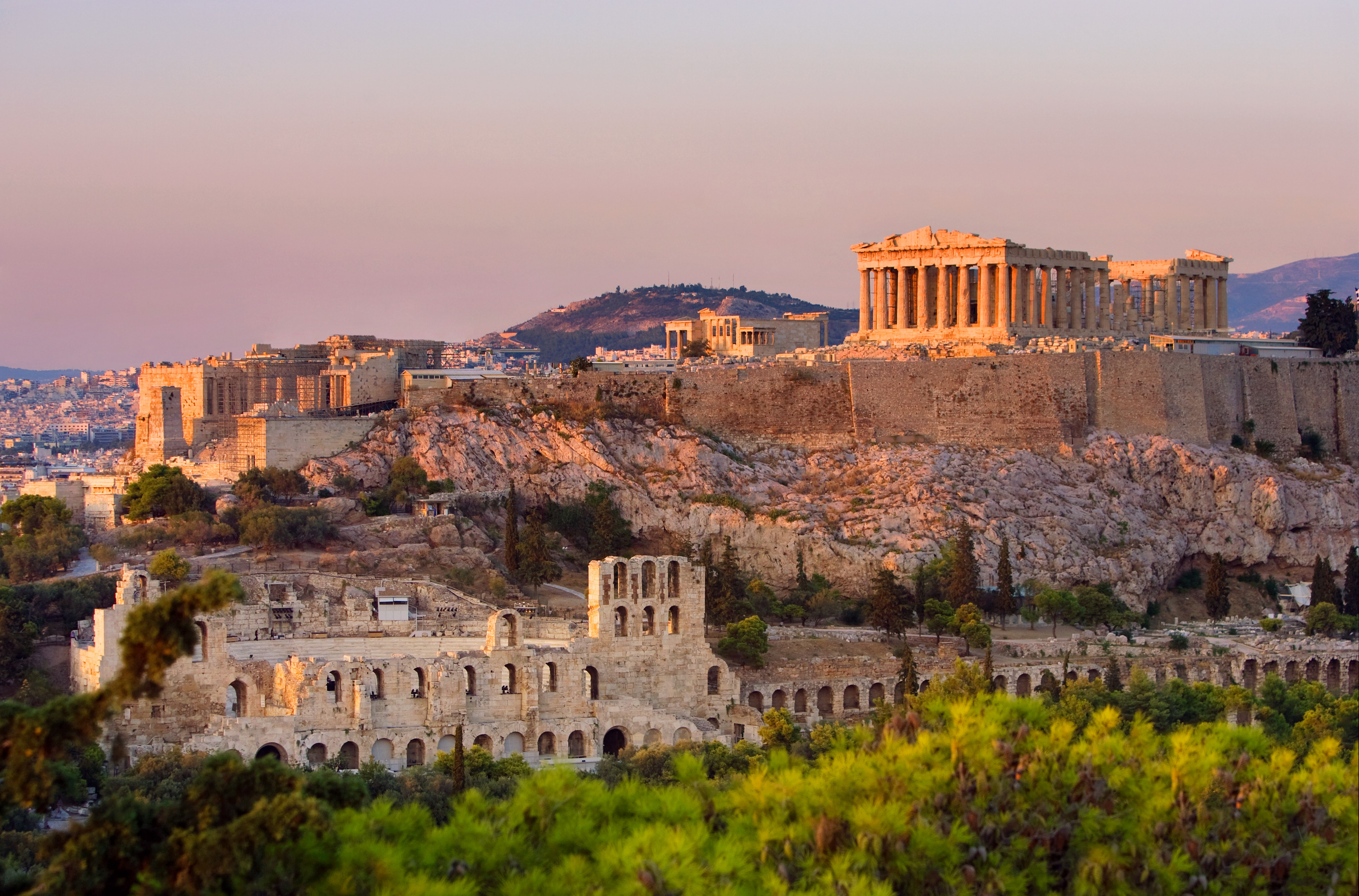 Greek Architecture That Changed History Photos | Architectural Digest