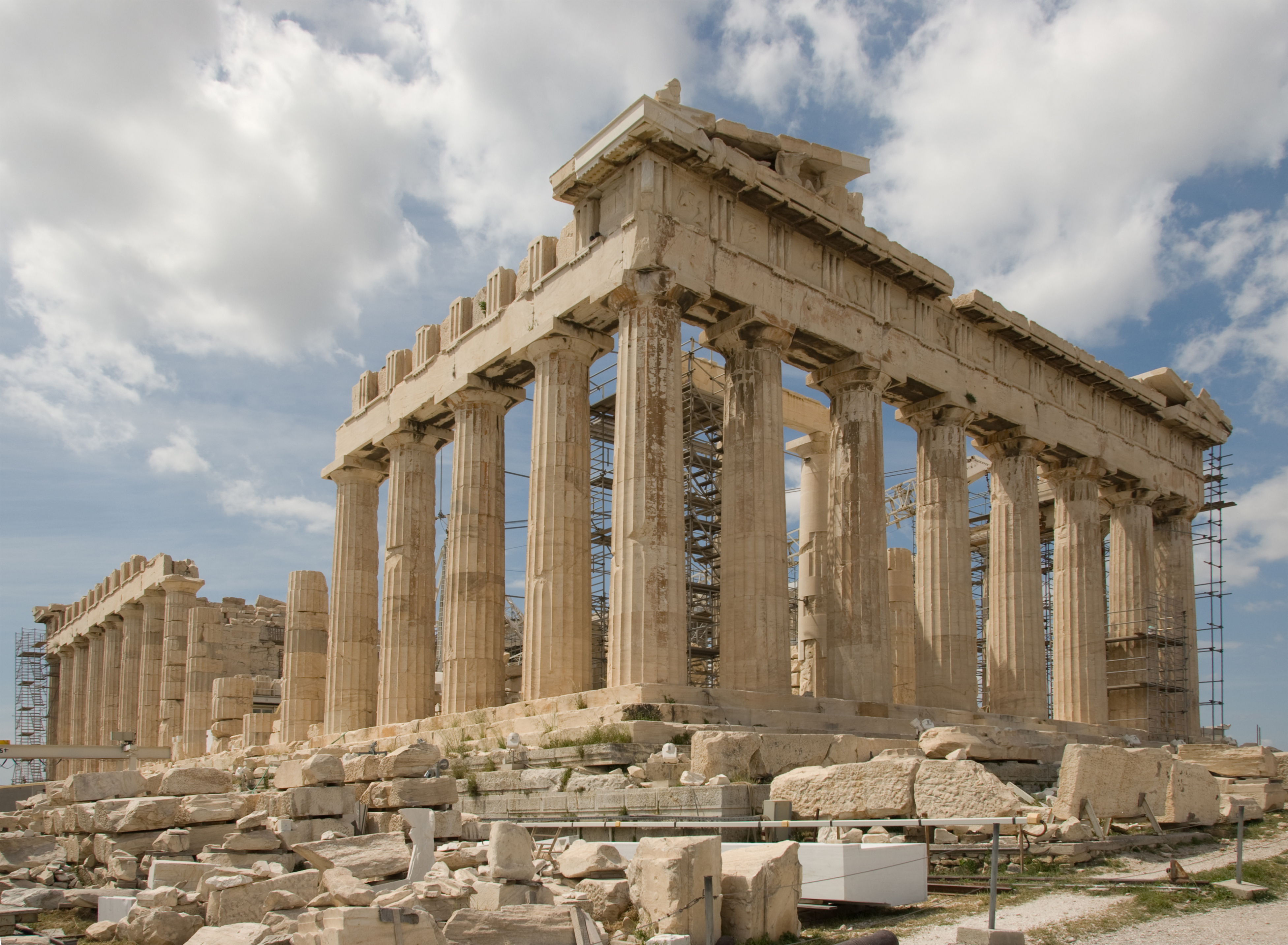 Ancient Greek architecture - Wikiwand