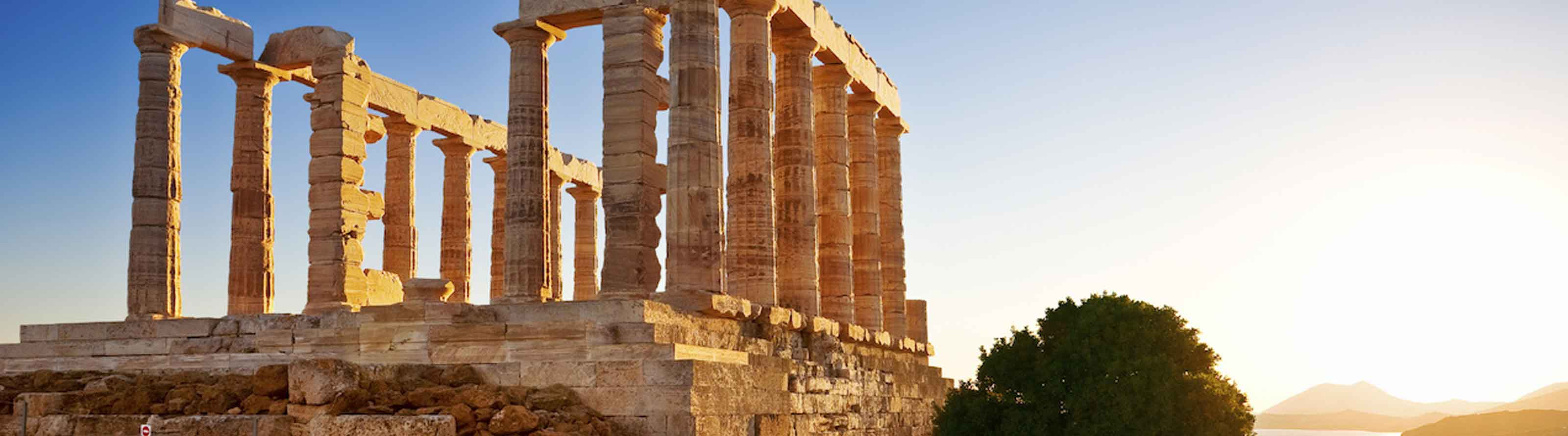 Ancient Greek Architecture Online Course | Oxford Royale Summer Schools