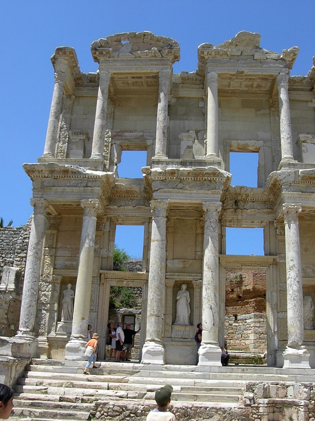 Ancient Greek Houses , Ancient Greek Architecture Buildings ...