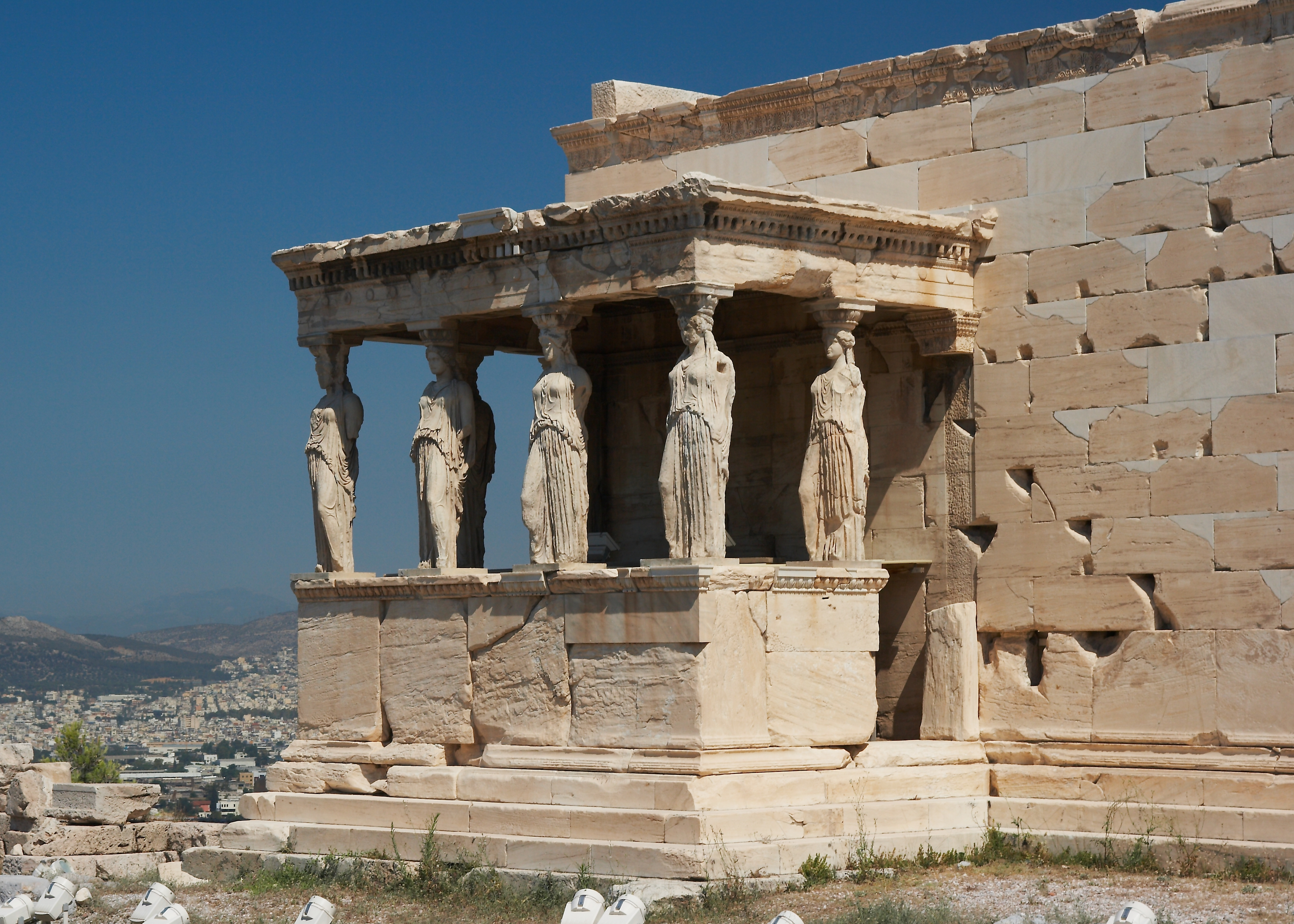 HISTORY OF ARCHITECTURE: ANCIENT GREEK ARCHITECTURE
