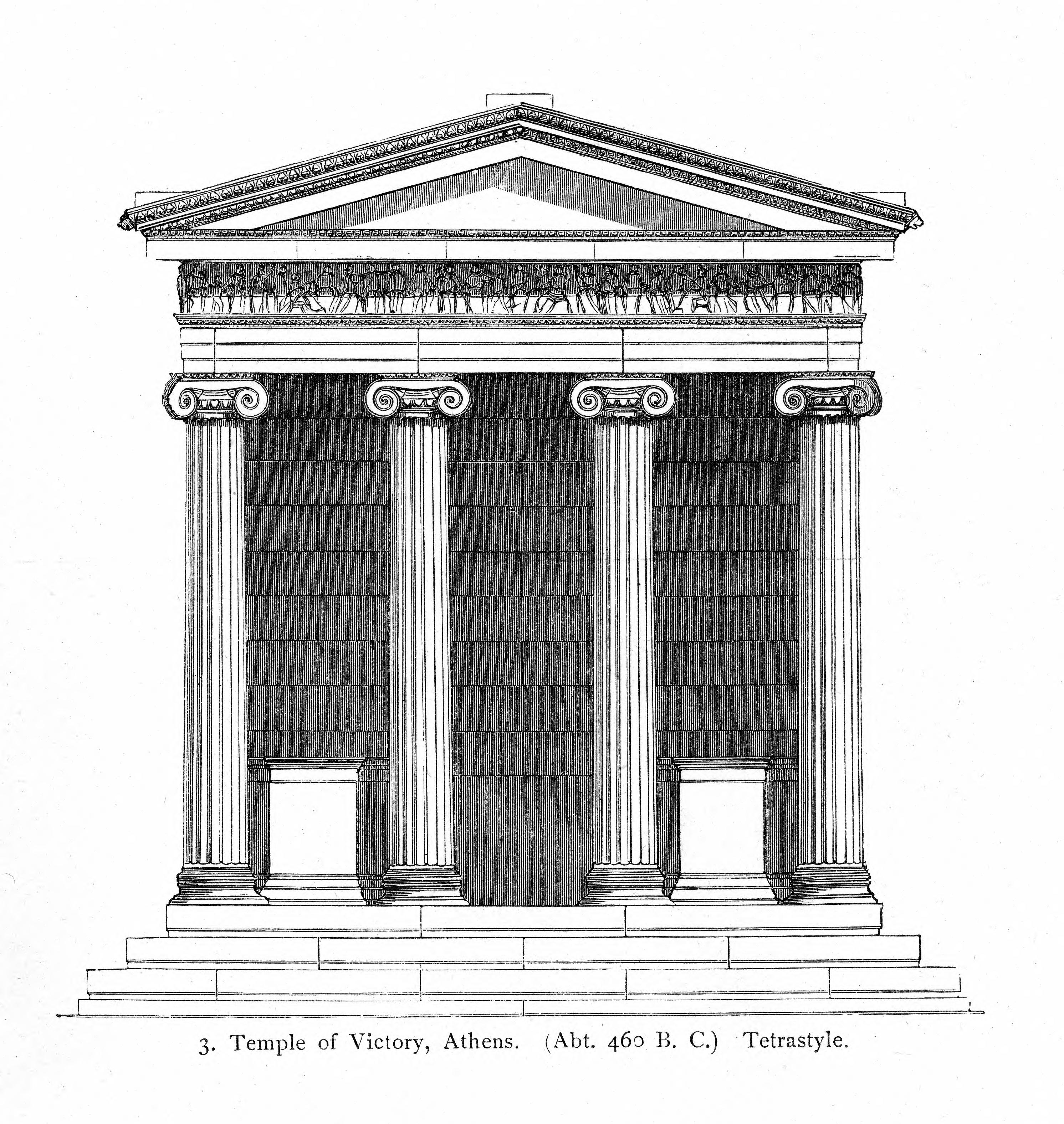 Historic Illustrations of Art and Architecture: Greek Architecture ...