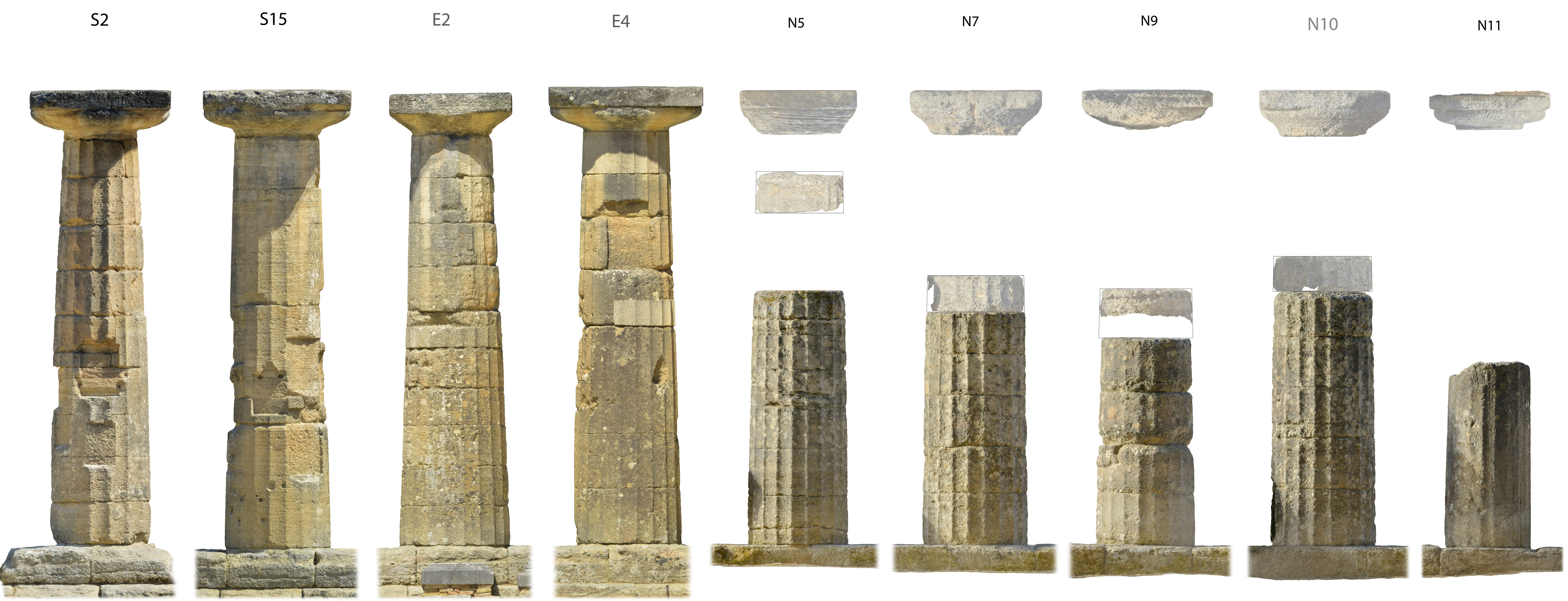 Sapirstein uses 3-D tech to further study of Greek architecture ...