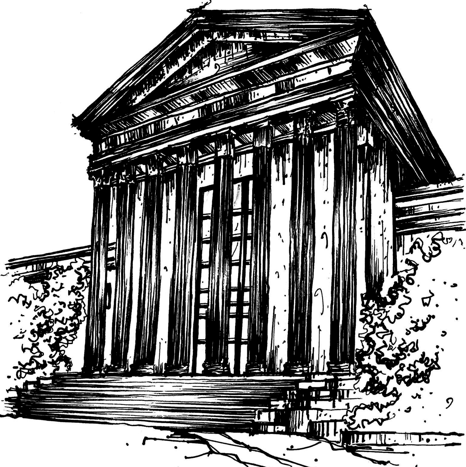 Greek Architecture Drawing at GetDrawings.com | Free for personal ...