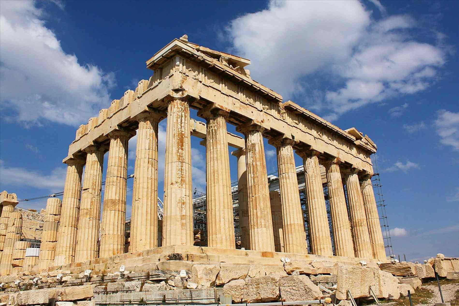 Archeology architecture athena athens ancient greek architecture ...
