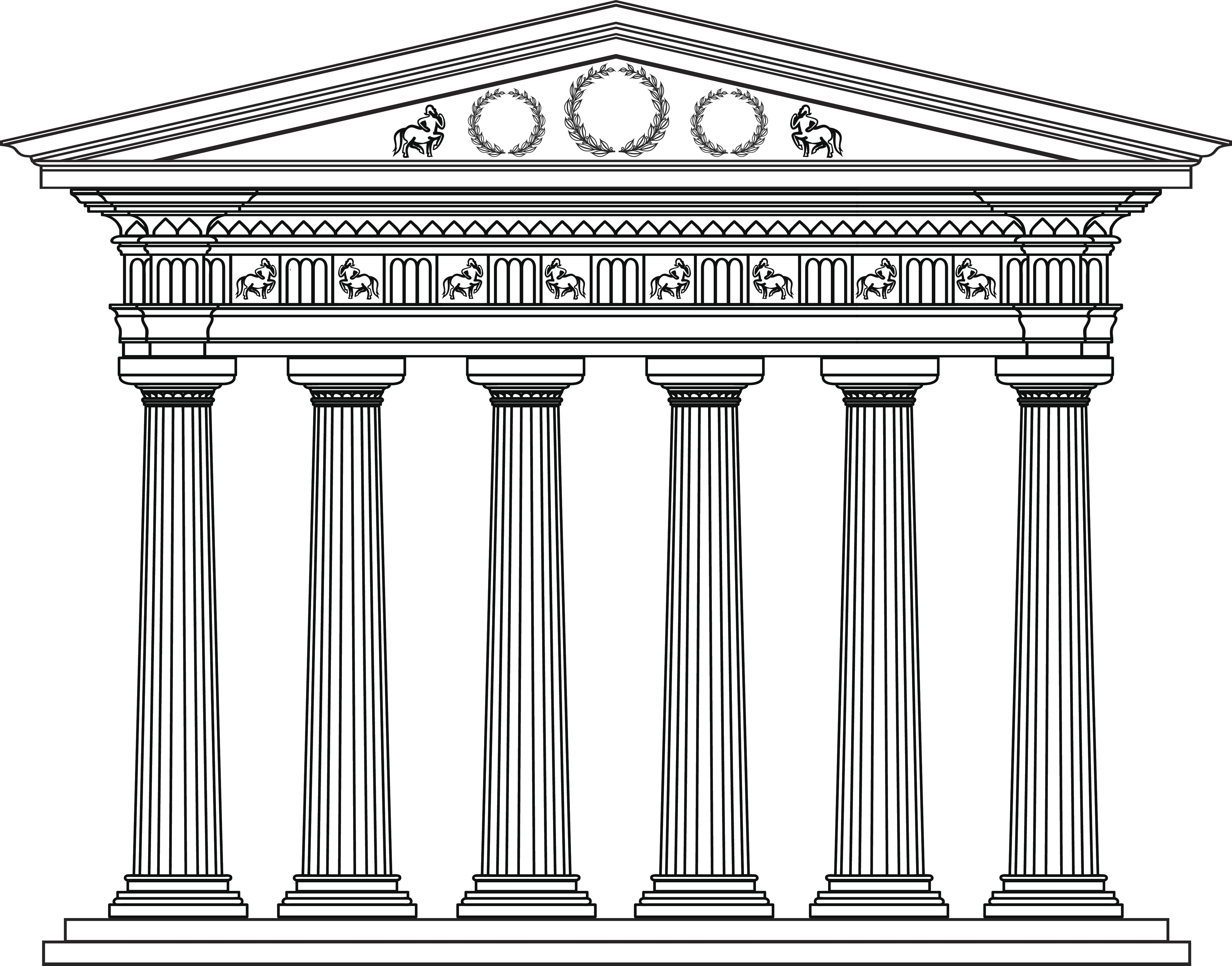 Greek Temples - Residences for the Ancient Greek Gods
