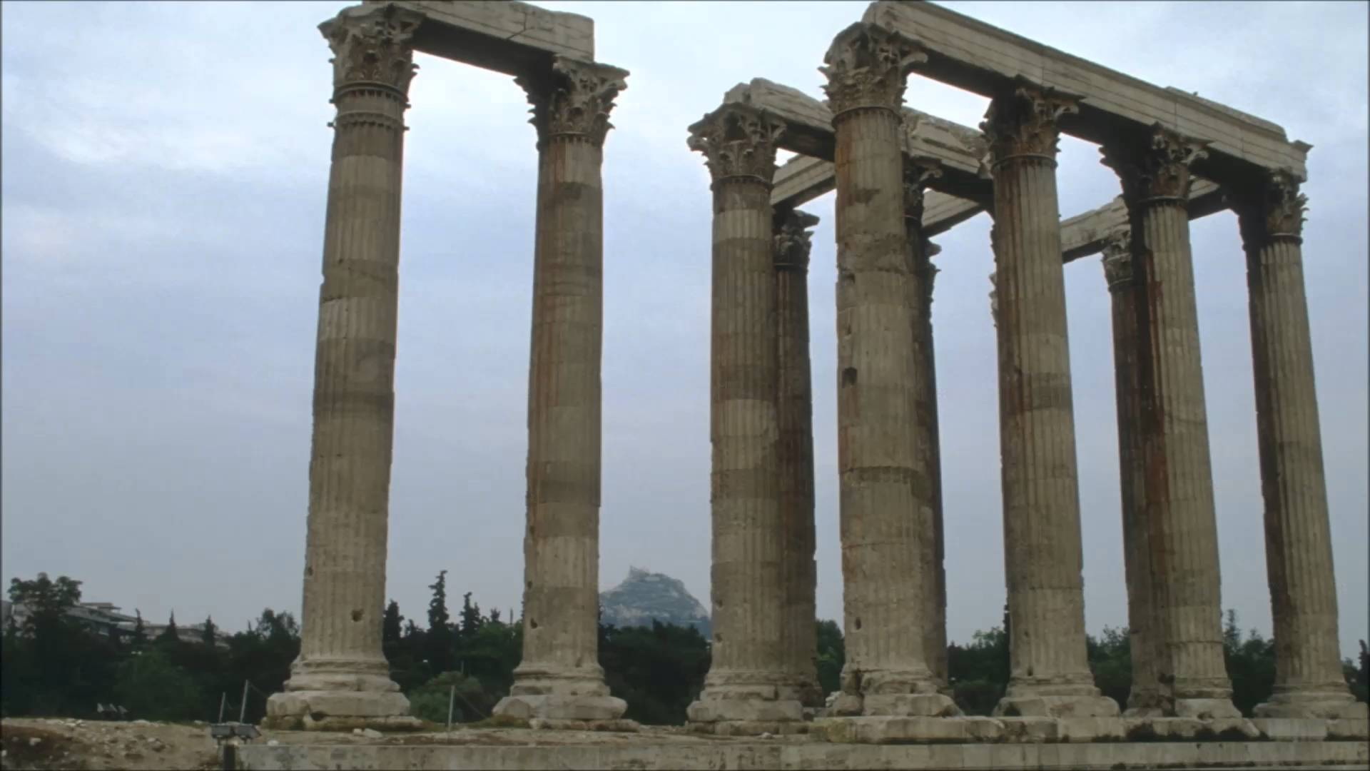 Free photo: Greek Temple - Ruins, Stone, Structure - Free